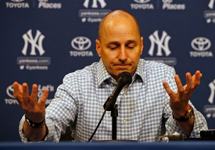Yankees GM Brian Cashman doesn't like the current CBA one bit