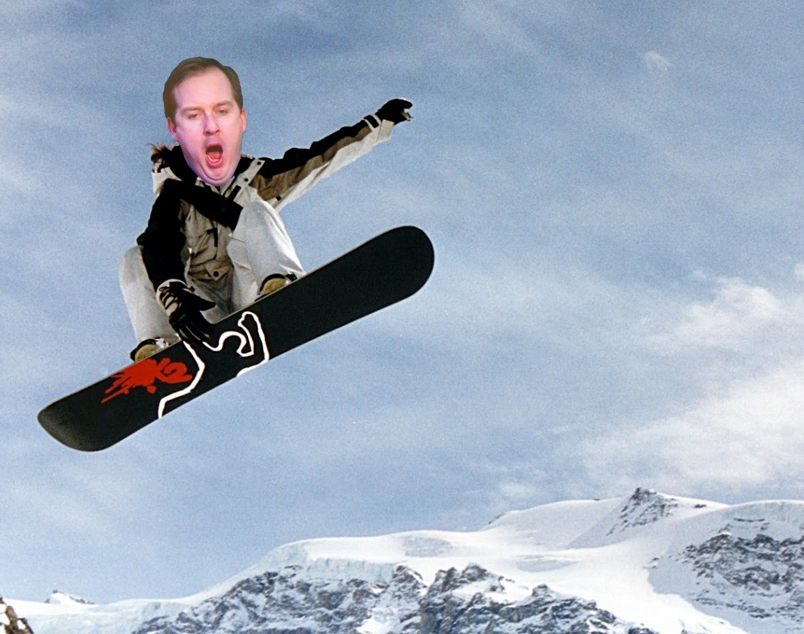 Don't cry for Sam Hinkie; he's ready to shred