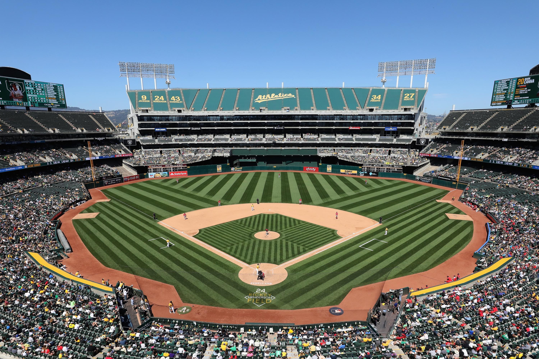 Athletics pick preferred site for long-awaited new stadium