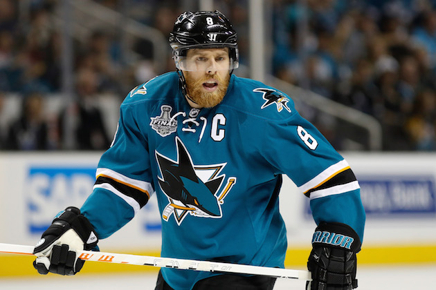 Joe Pavelski on his golf game, Stanley Cup run, World Cup of Ho…