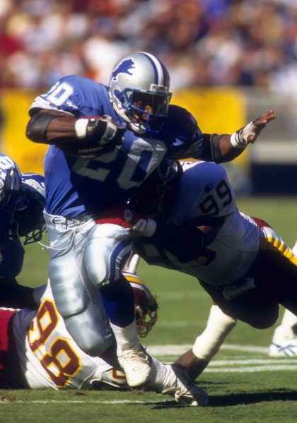 The Lions are holding the most pathetic 25th anniversary ever