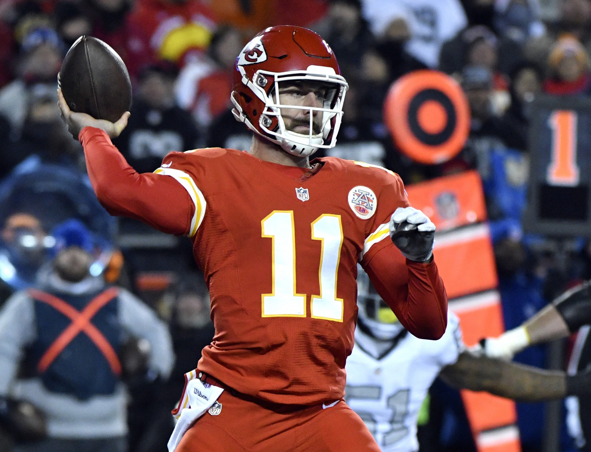 Chiefs 21, Raiders 13: Kansas City Chiefs Jump to Top of A.F.C.…