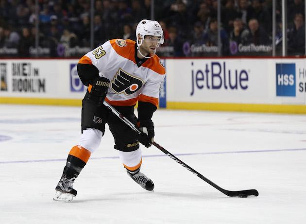 Flyers make Shayne Gostisbehere a healthy scratch vs. Jets