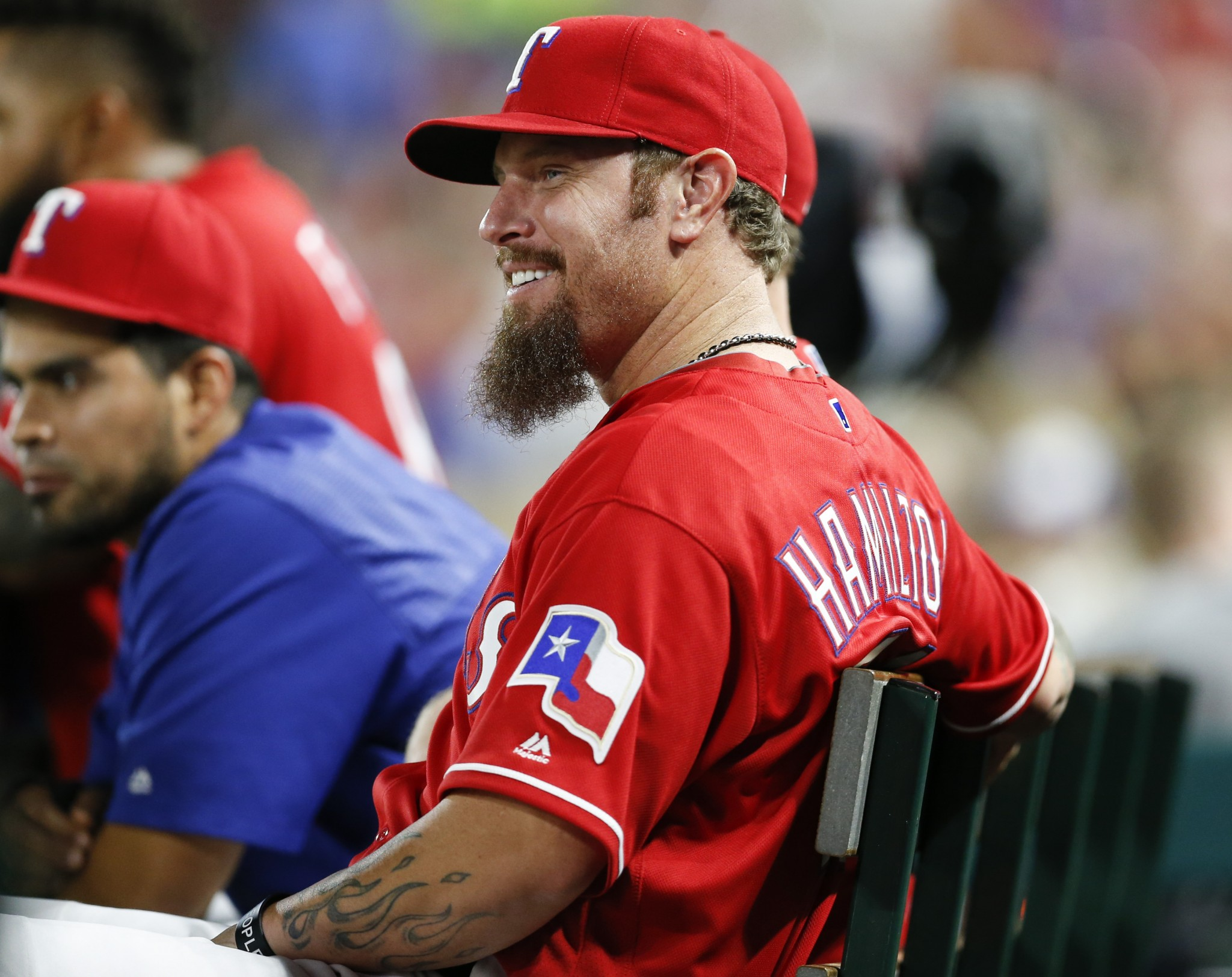 Rangers Put Josh Hamilton on Unconditional Release Waivers