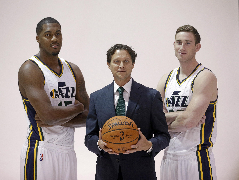 BDL's 2014-15 NBA Season Previews: Utah Jazz