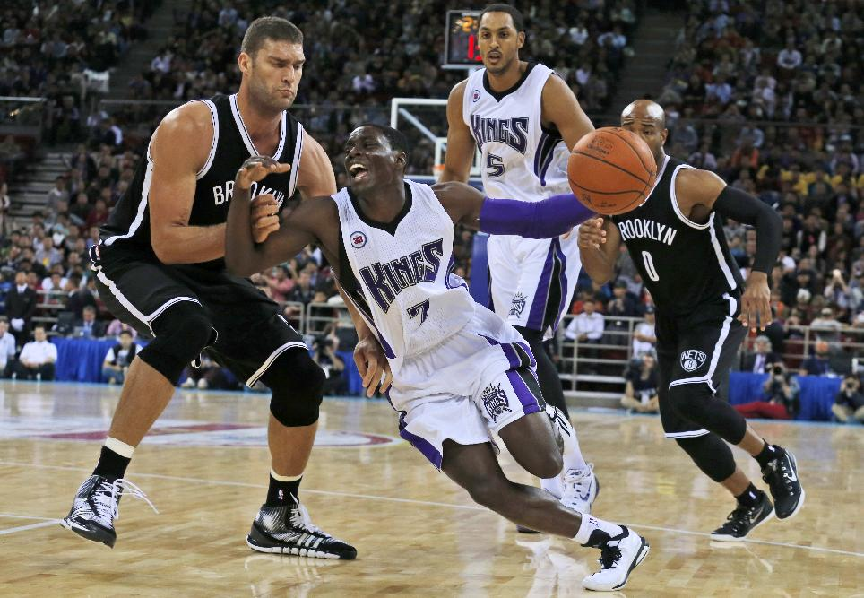 Brook Lopez out 10 to 14 days with foot sprain, but Nets optimi…