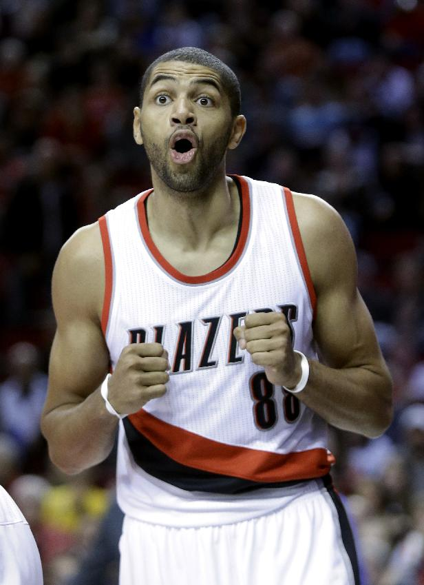 Nicolas Batum dismisses report that he wants to play for Toront…