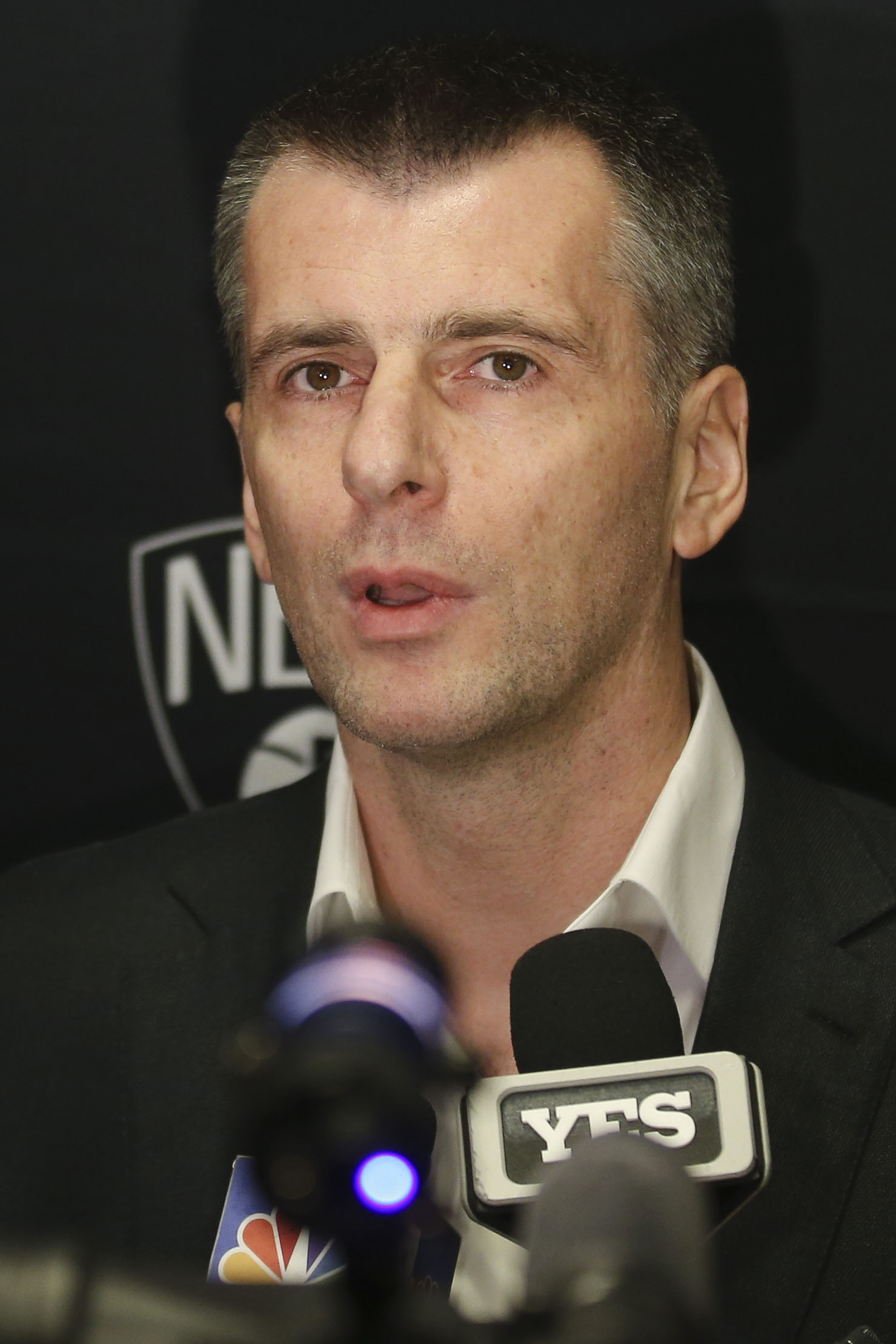 Mikhail Prokhorov rescinds 'title or marriage' promise to Nets …