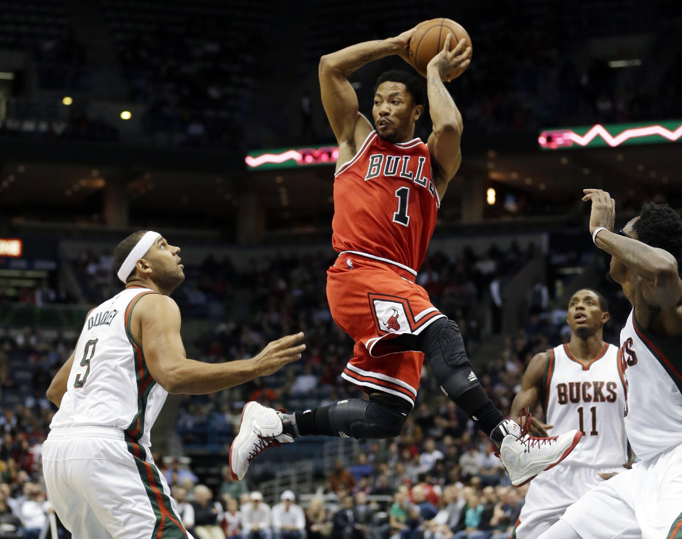 BDL's 2014-15 NBA Playoff Previews: Chicago Bulls vs. Milwaukee…
