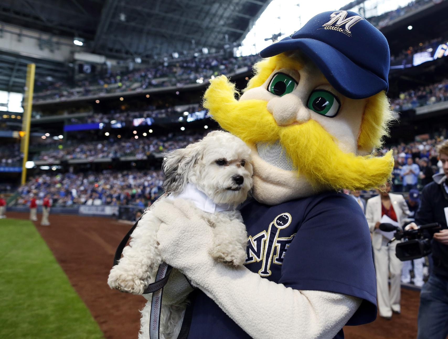 How the Milwaukee Brewers surprised us all and owned baseball's…
