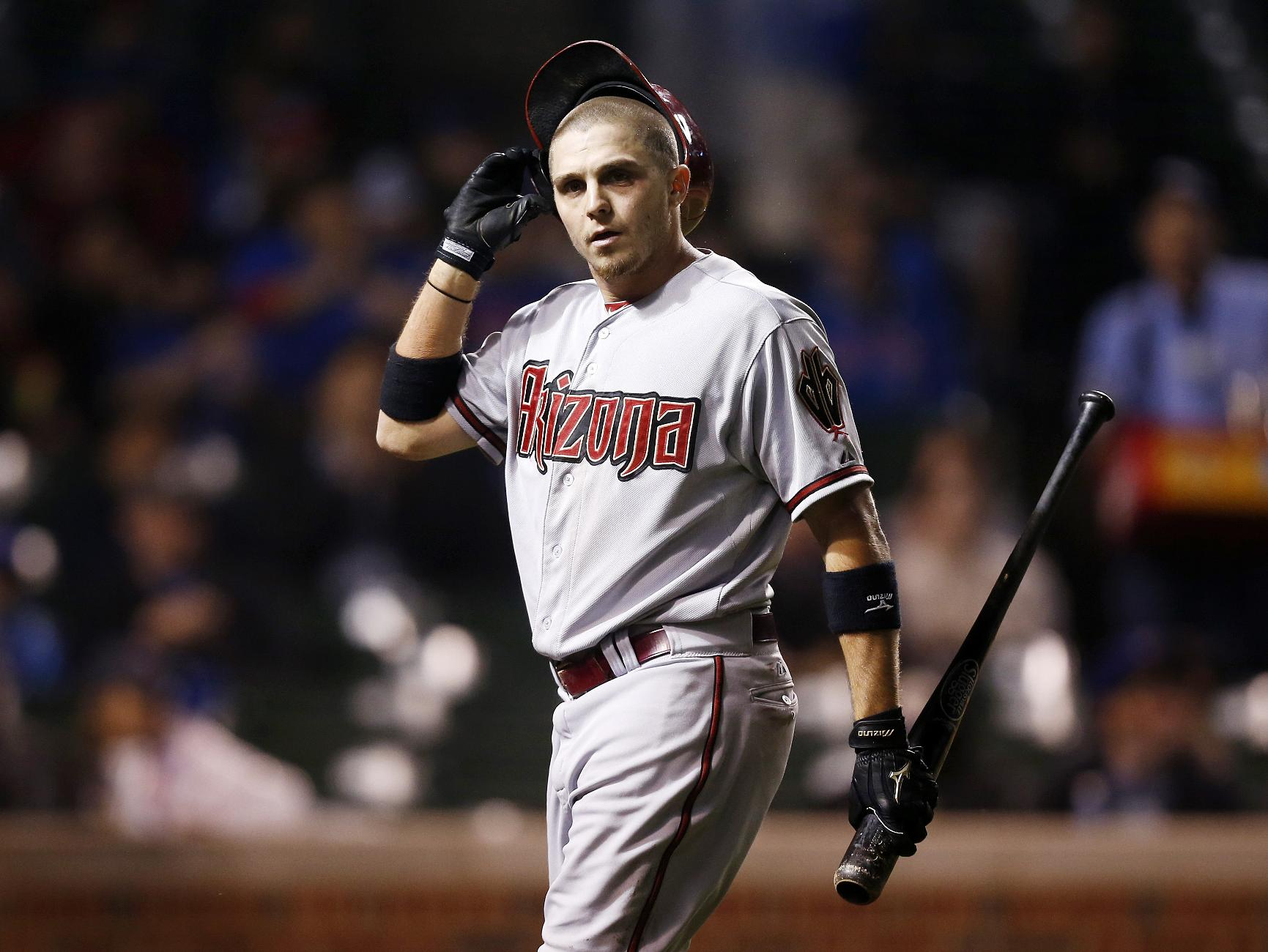 Angels get Joe Thatcher, Tony Campana in trade with D-backs