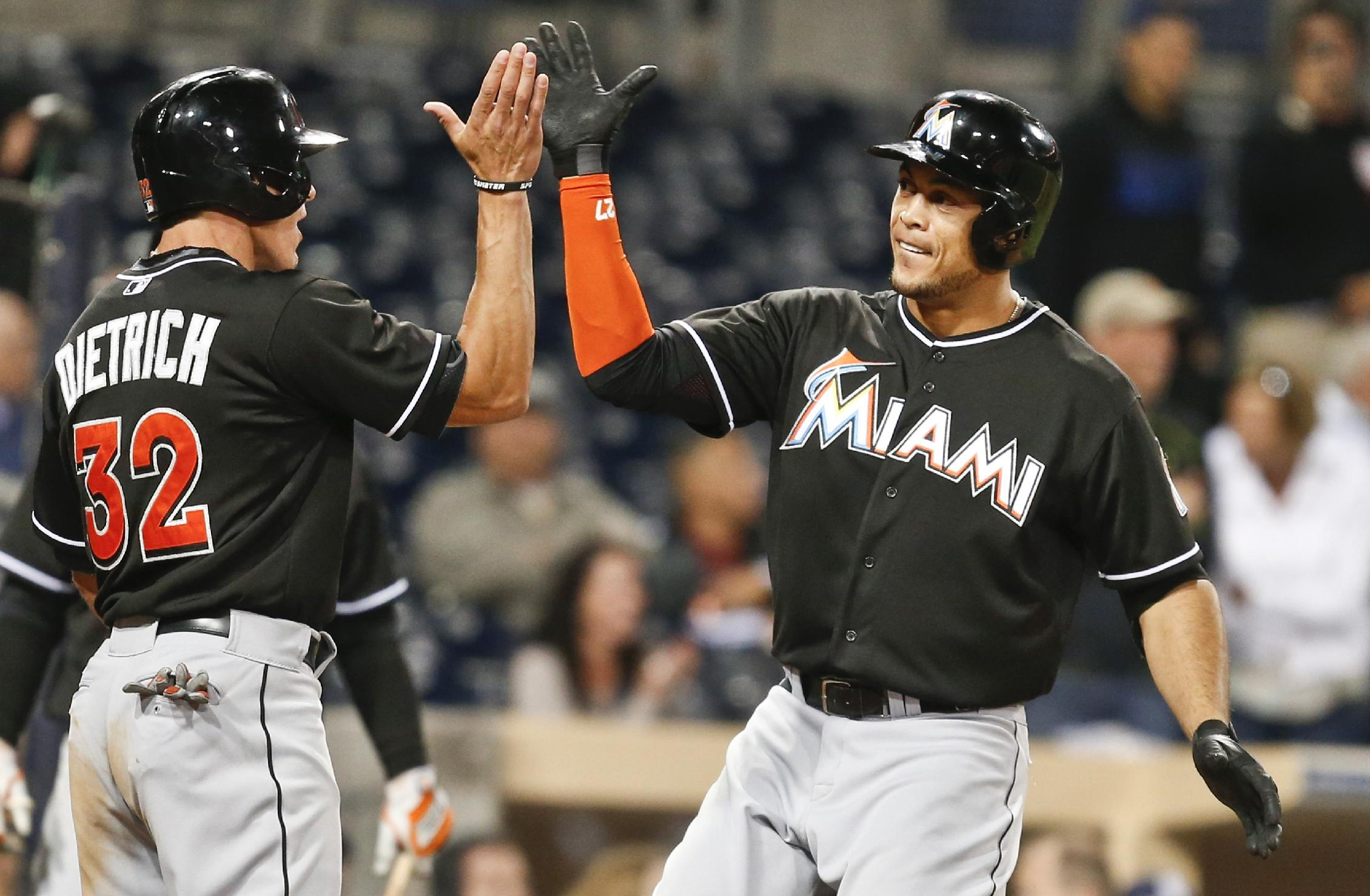 This is not a joke: The Miami Marlins are in first place in the…