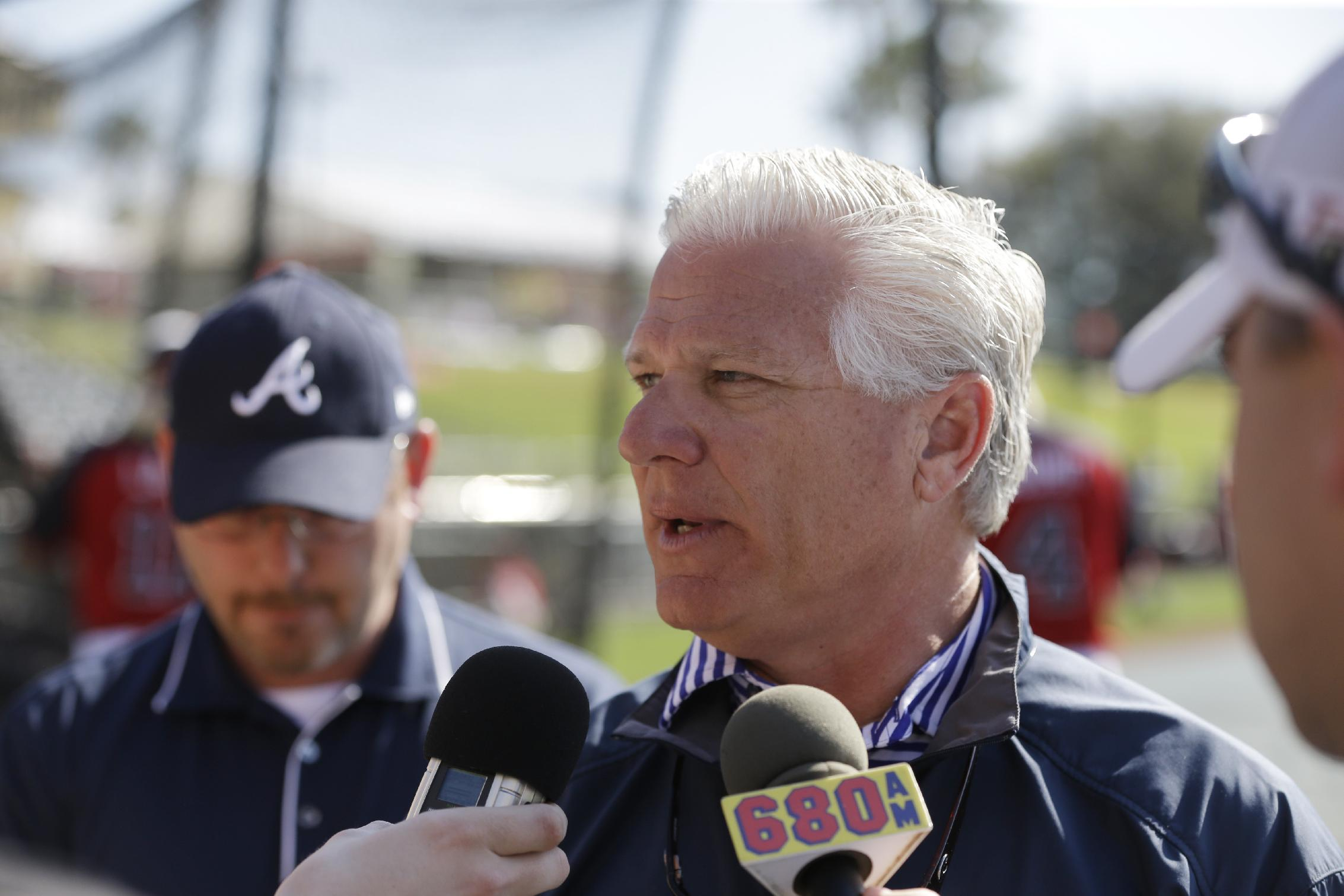 Braves fire GM Frank Wren after seven seasons and three playoff…