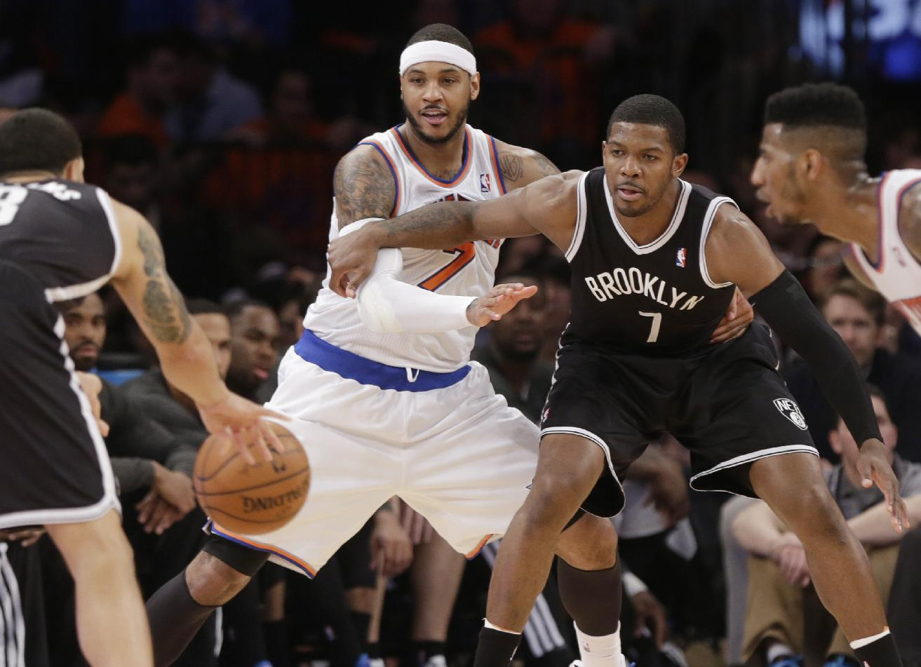 Tuesday night playoff table-setter: What's at stake in Nets-Kni…