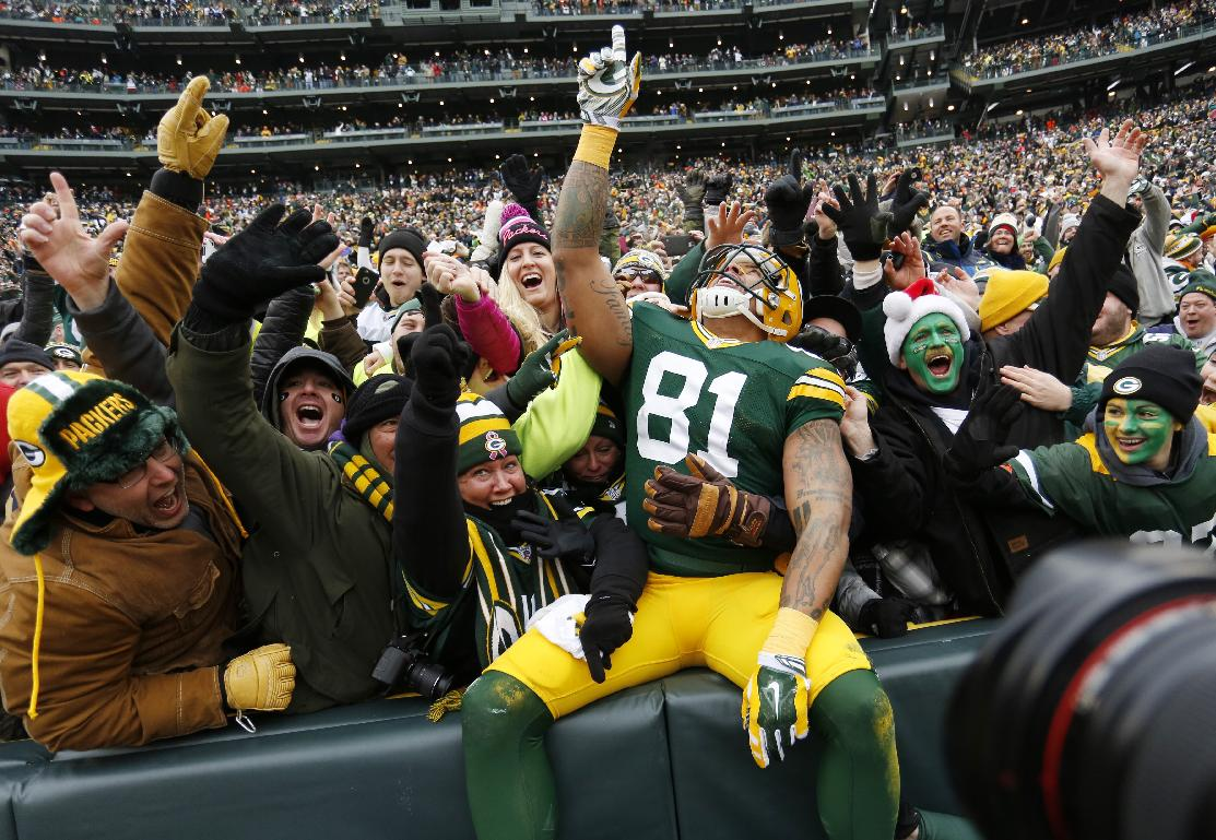 Report: Packers plan to keep Andrew Quarless