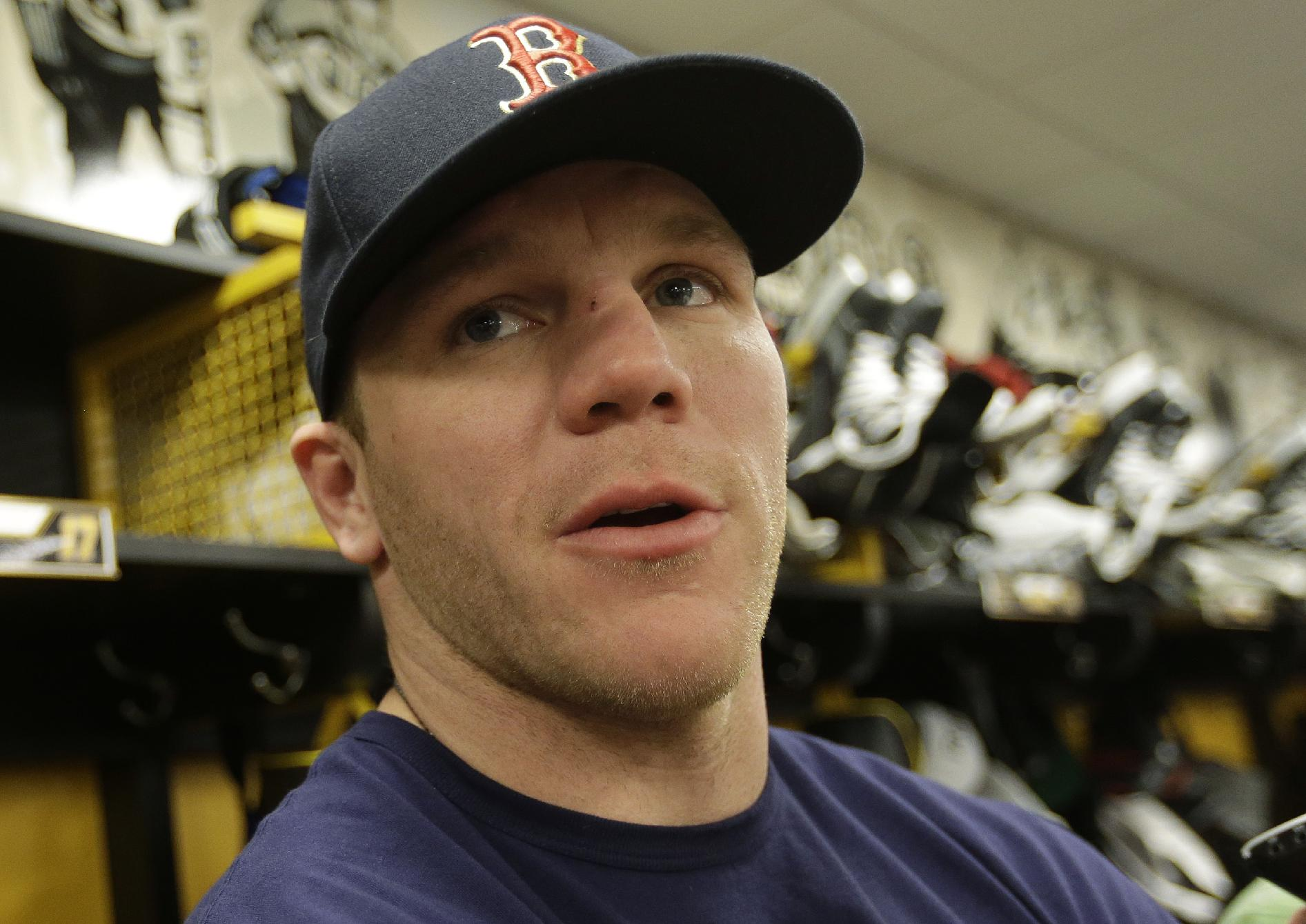 Shawn Thornton and the fortunate death of enforcer role (Trendi…