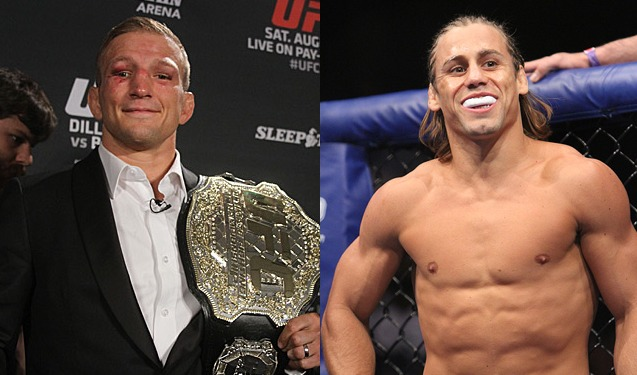 Urijah Faber said he's turned down offers to fight T.J. Dillashaw in the past. (MMAWeekly)