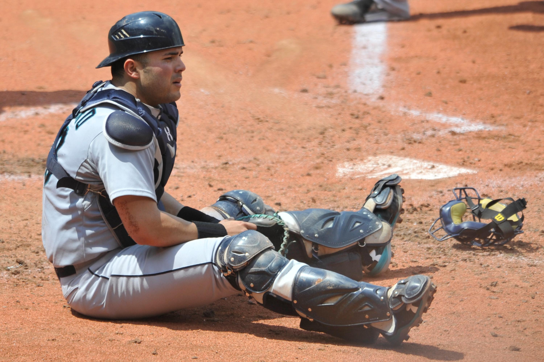 Mariners shut down Jesus Montero so he can focus on 'non-baseba…