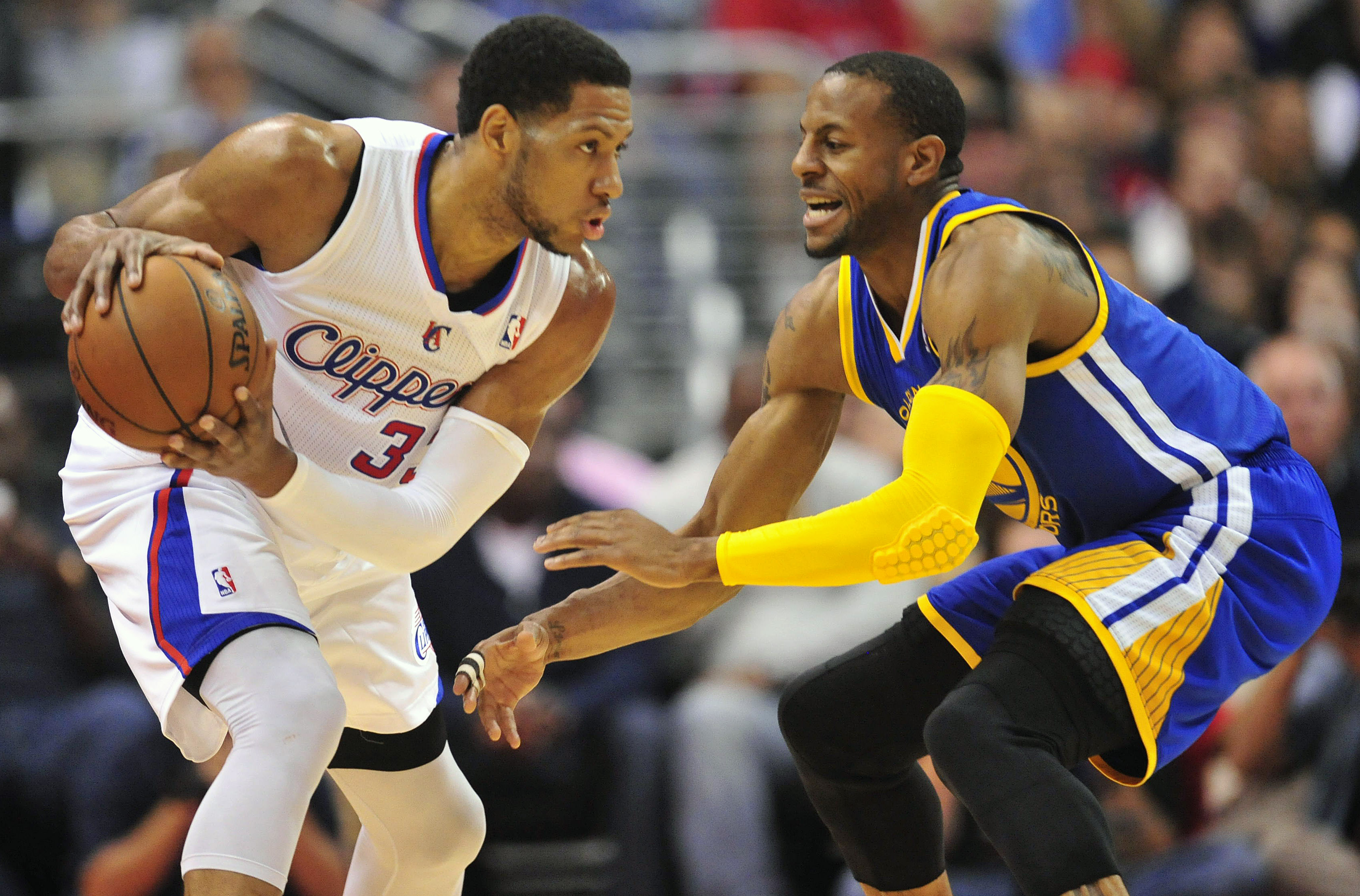 The 10-man rotation, starring Andre Iguodala, who seriously has…