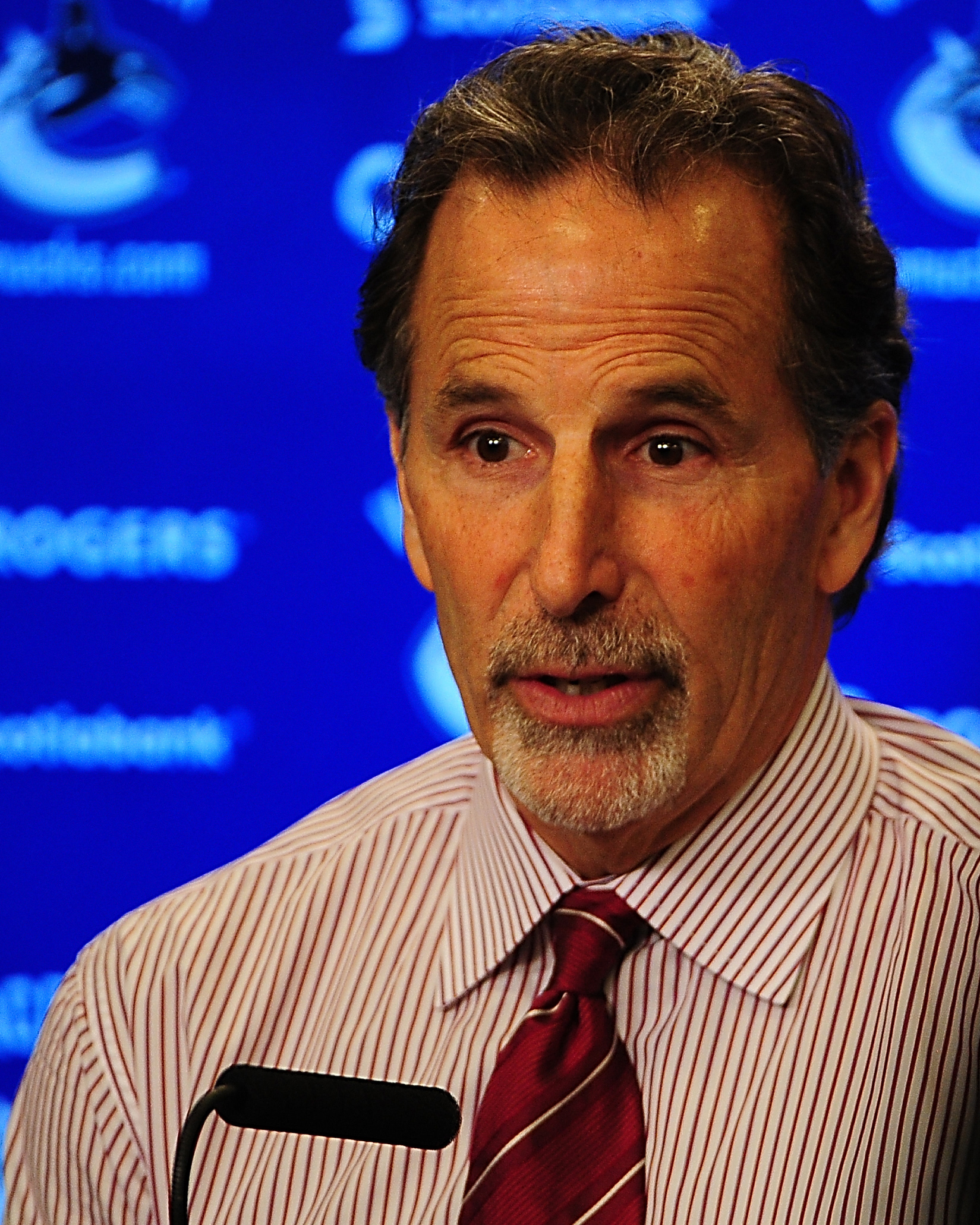 Did Mike Gillis deserve to be fired by Vancouver?