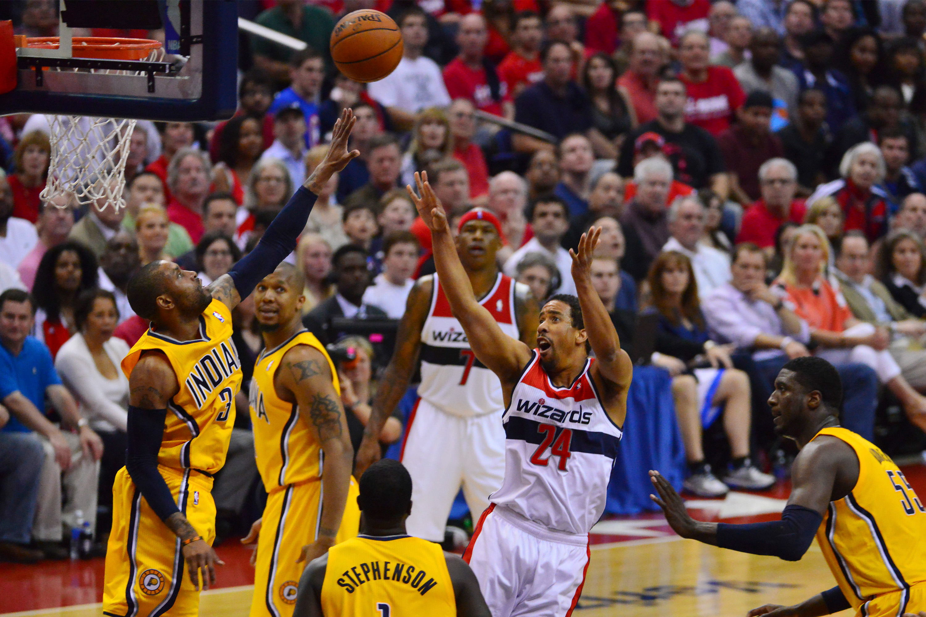 Pacers-Wizards Game 5: Two big questions