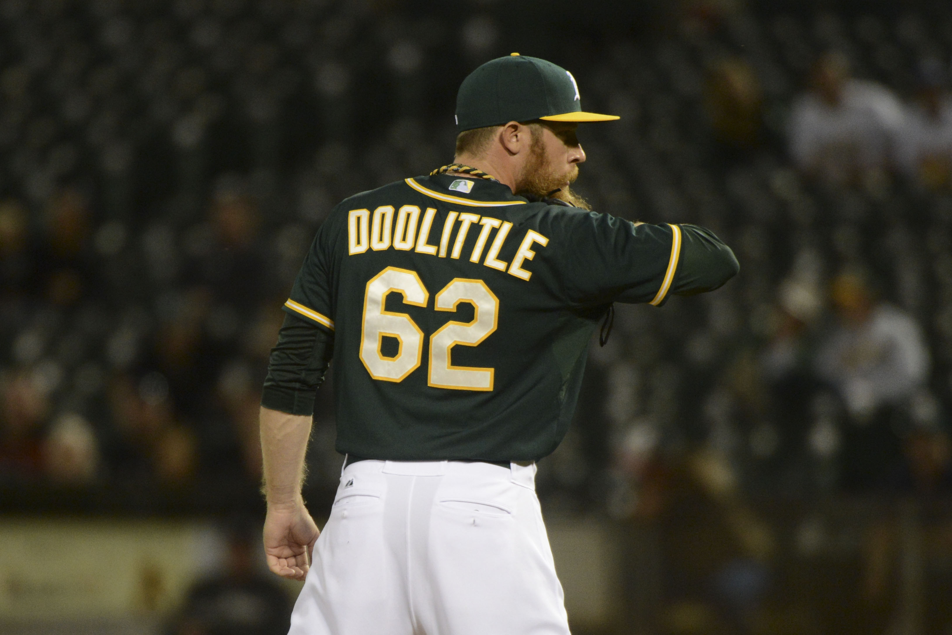 Sean Doolittle's girlfriend will buy your tickets to A's Pride …