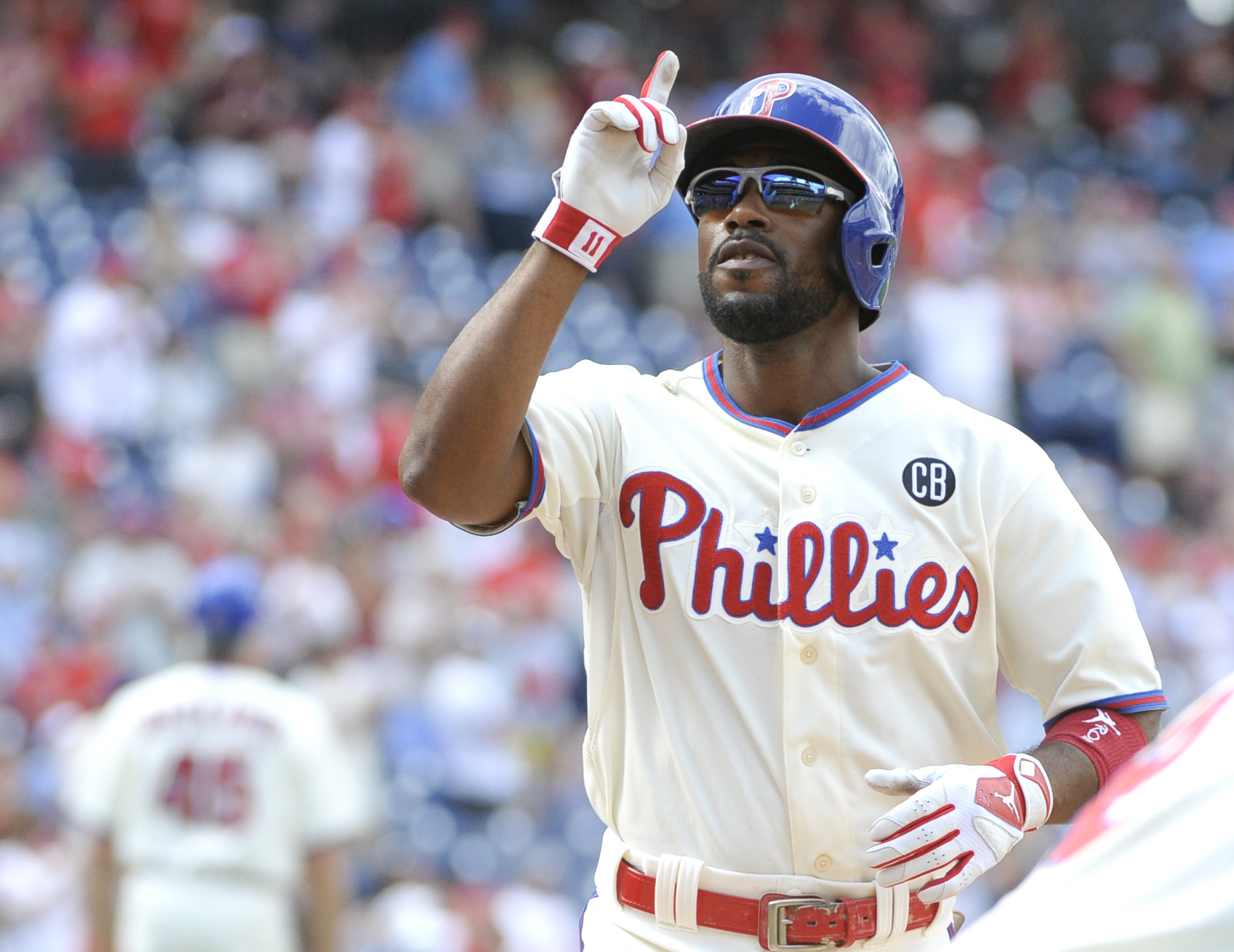 Jimmy Rollins says goodbye to Philadelphia in full-page ad