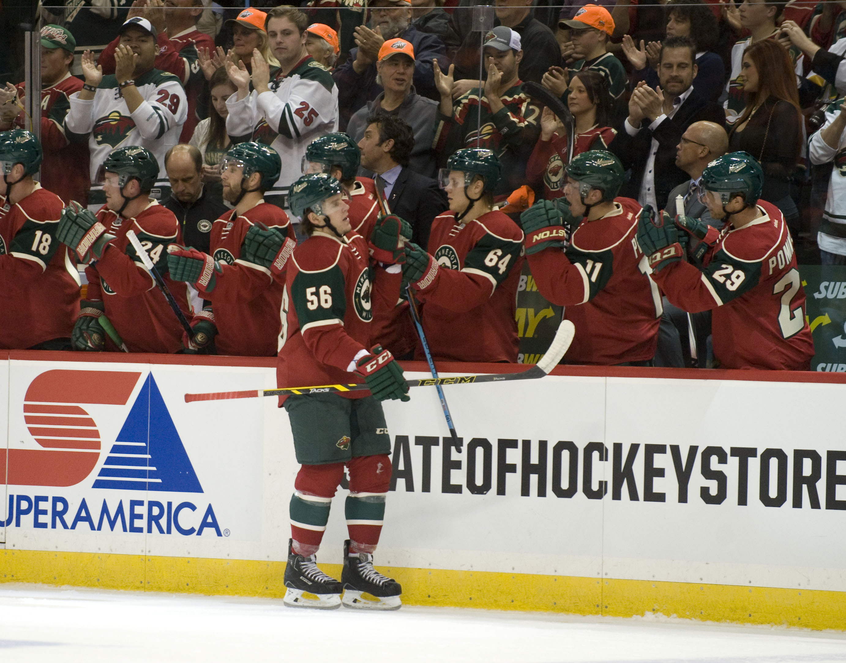 What We Learned: Are The Minnesota Wild Lucky Or Good?