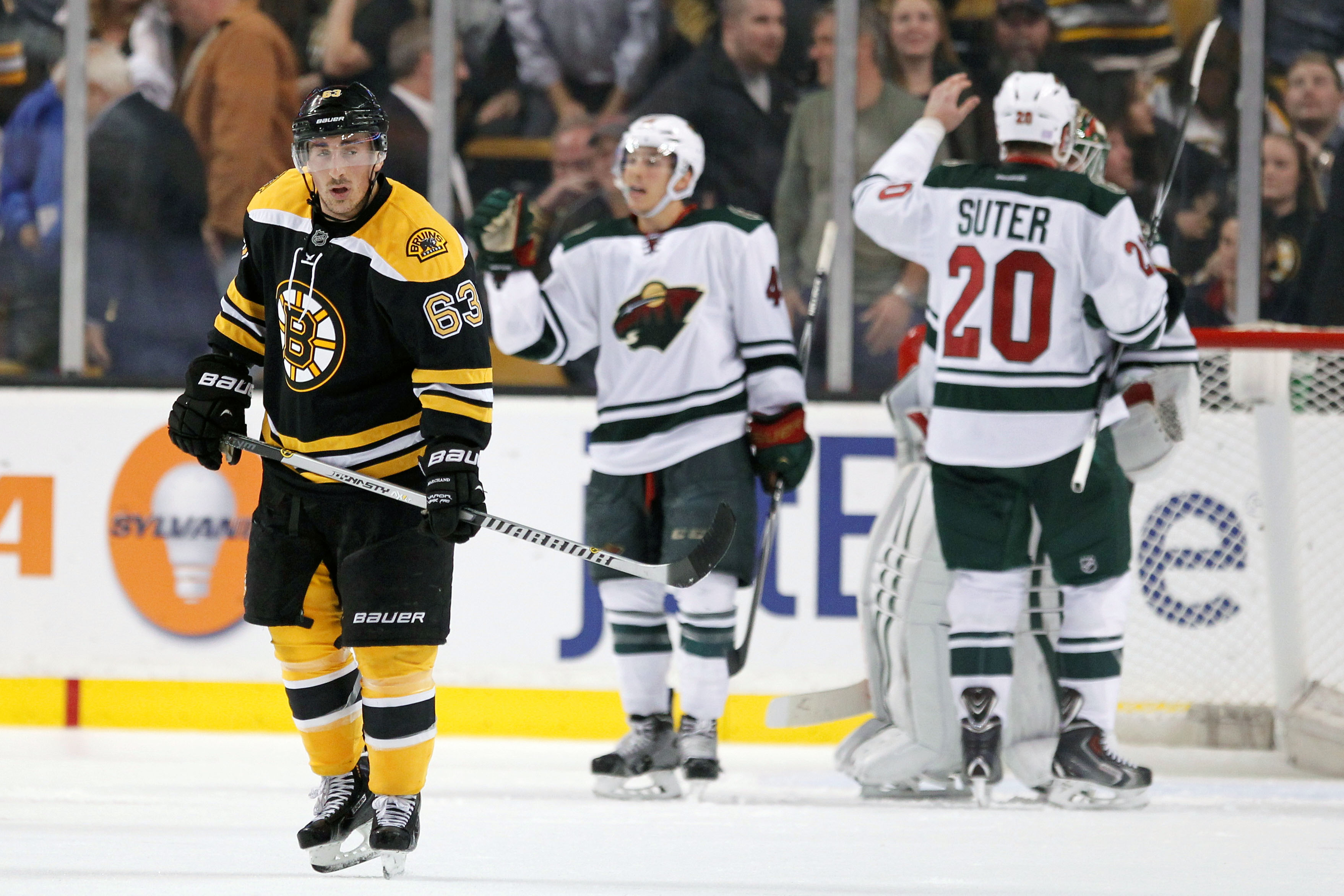 How NBC is selling Minnesota Wild vs. Boston Bruins 'Rivalry Ni…
