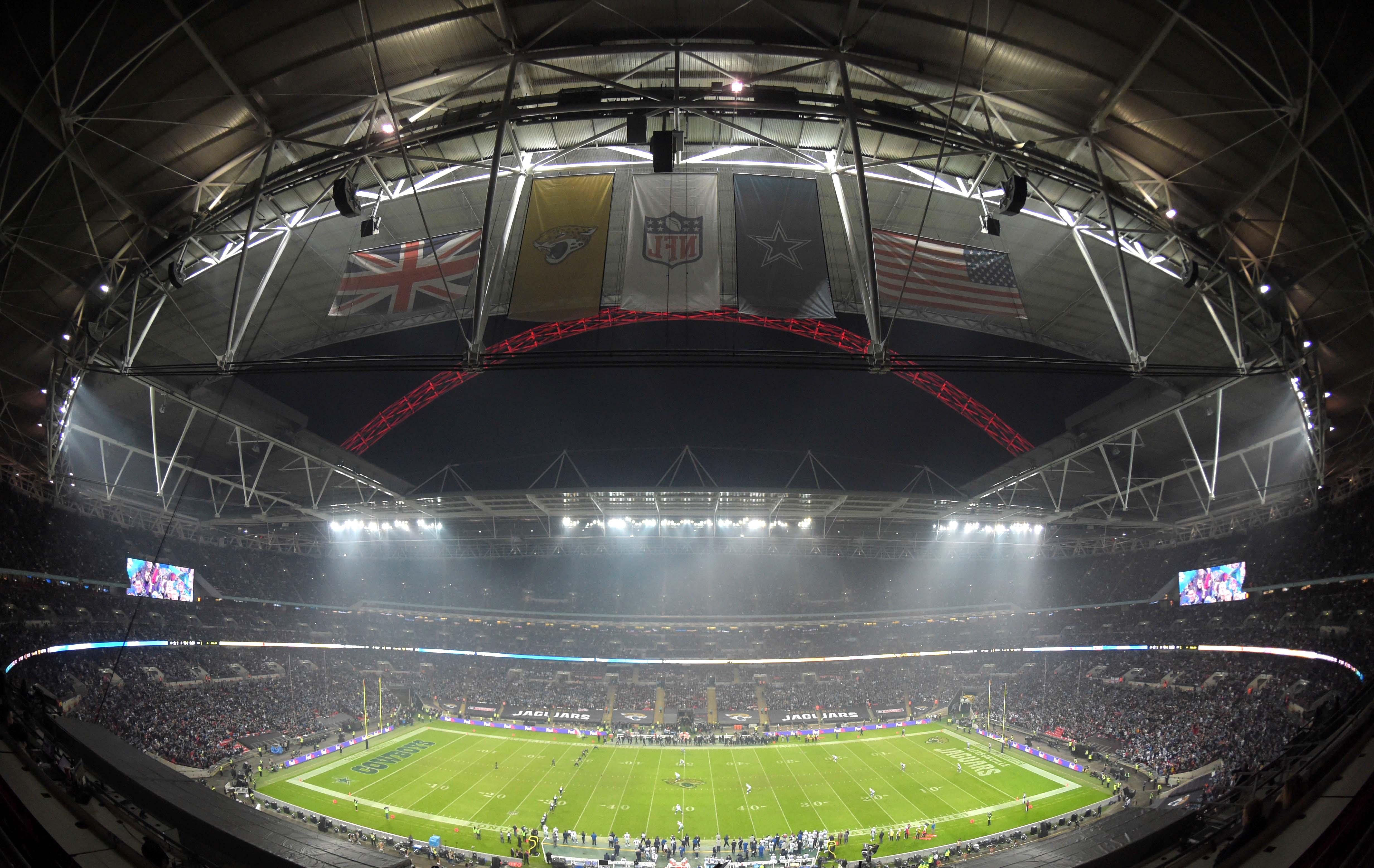 Wembley Stadium (USA Today Sports Images)