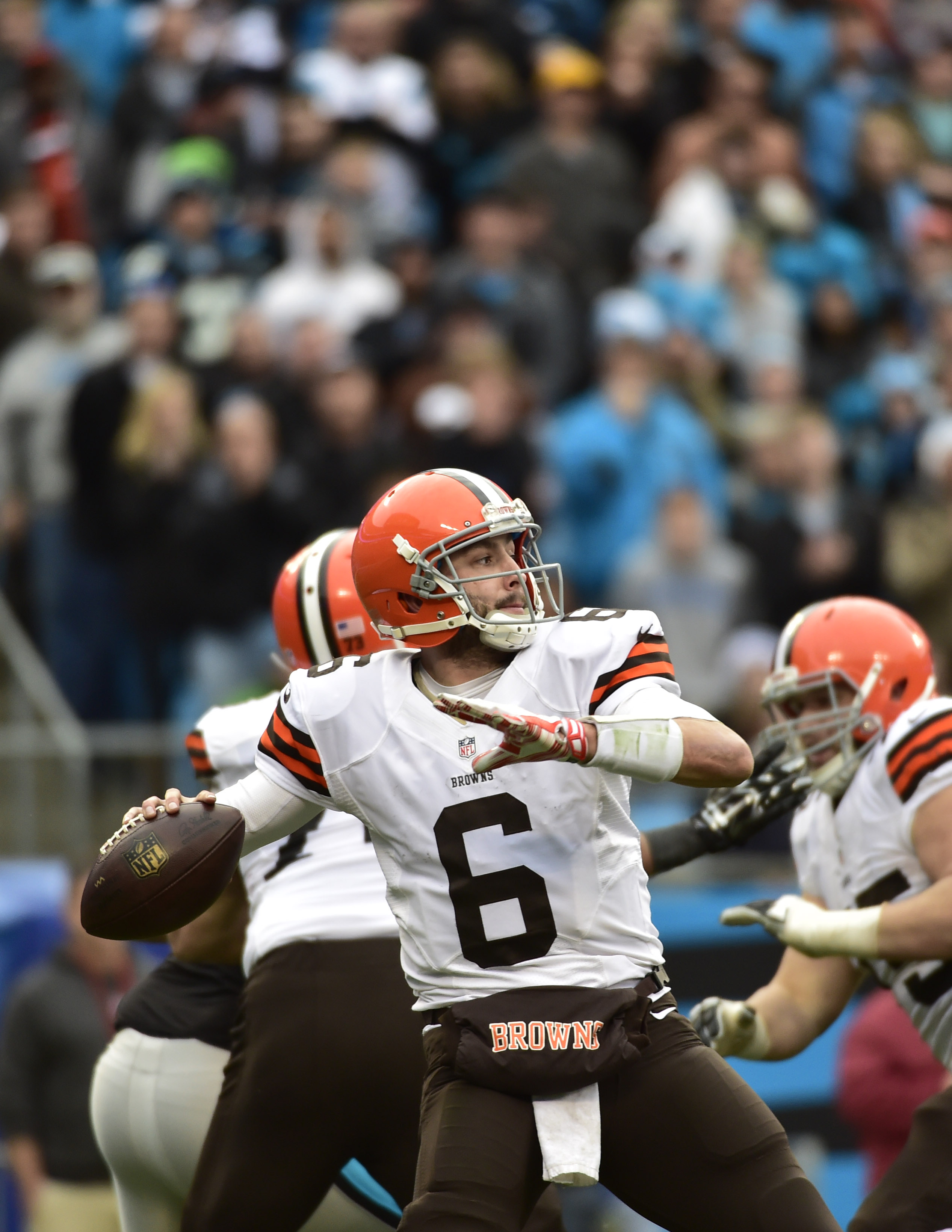 Will Brian Hoyer re-sign with the Browns? (USA TODAY Sports)