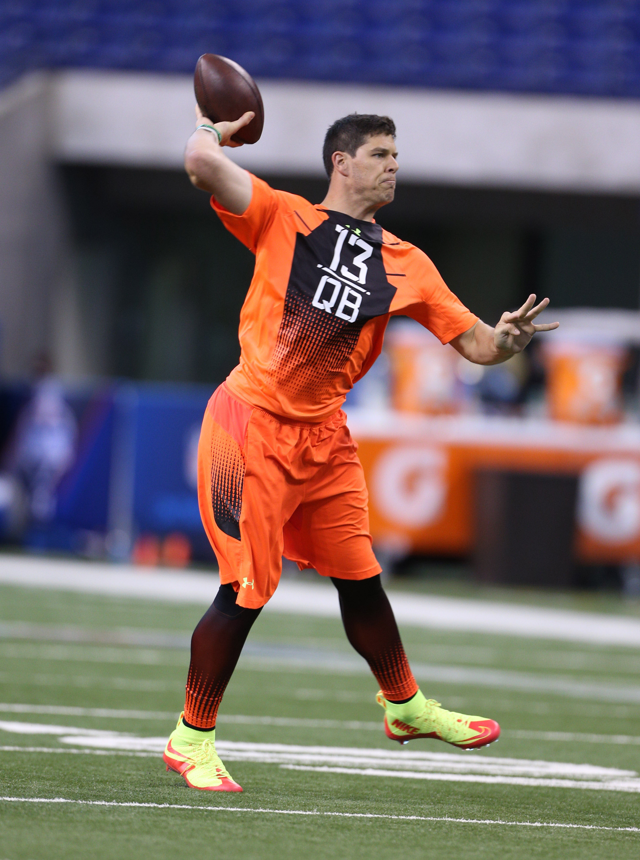 Bryce Petty (Brian Spurlock-USA TODAY Sports)