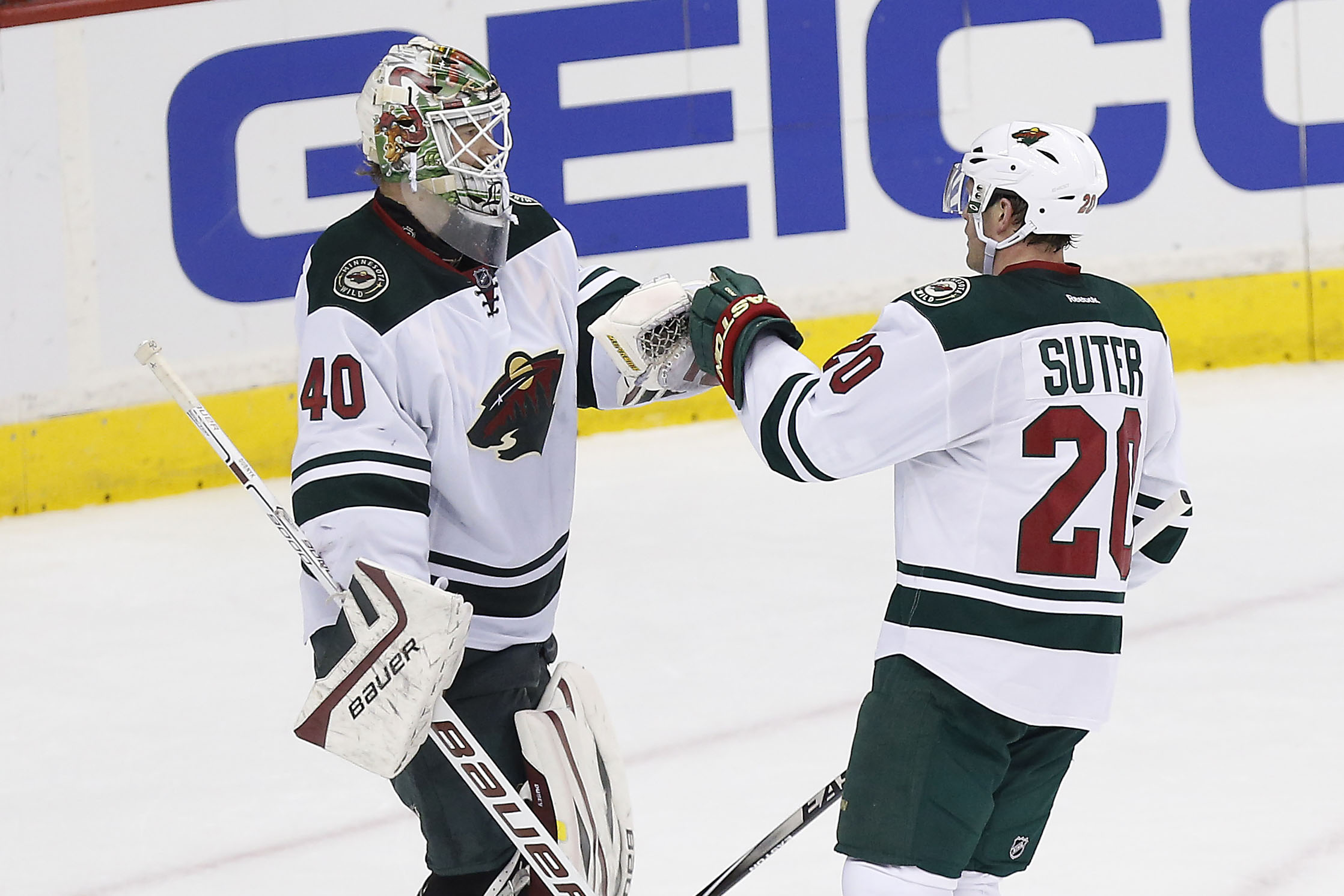 Can We Give Devan Dubnyk An Award Or Something For Saving Wild?