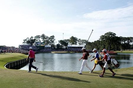 The Island Green. (Reuters)