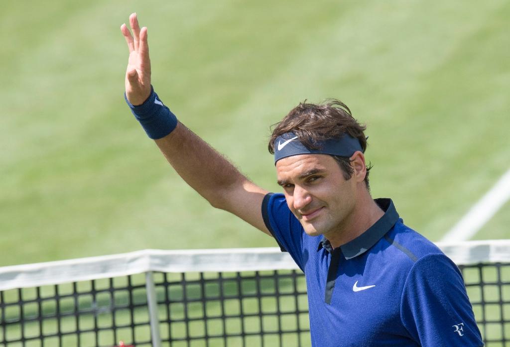 Roger Federer is a seven-time Wimbledon champion (AFP)