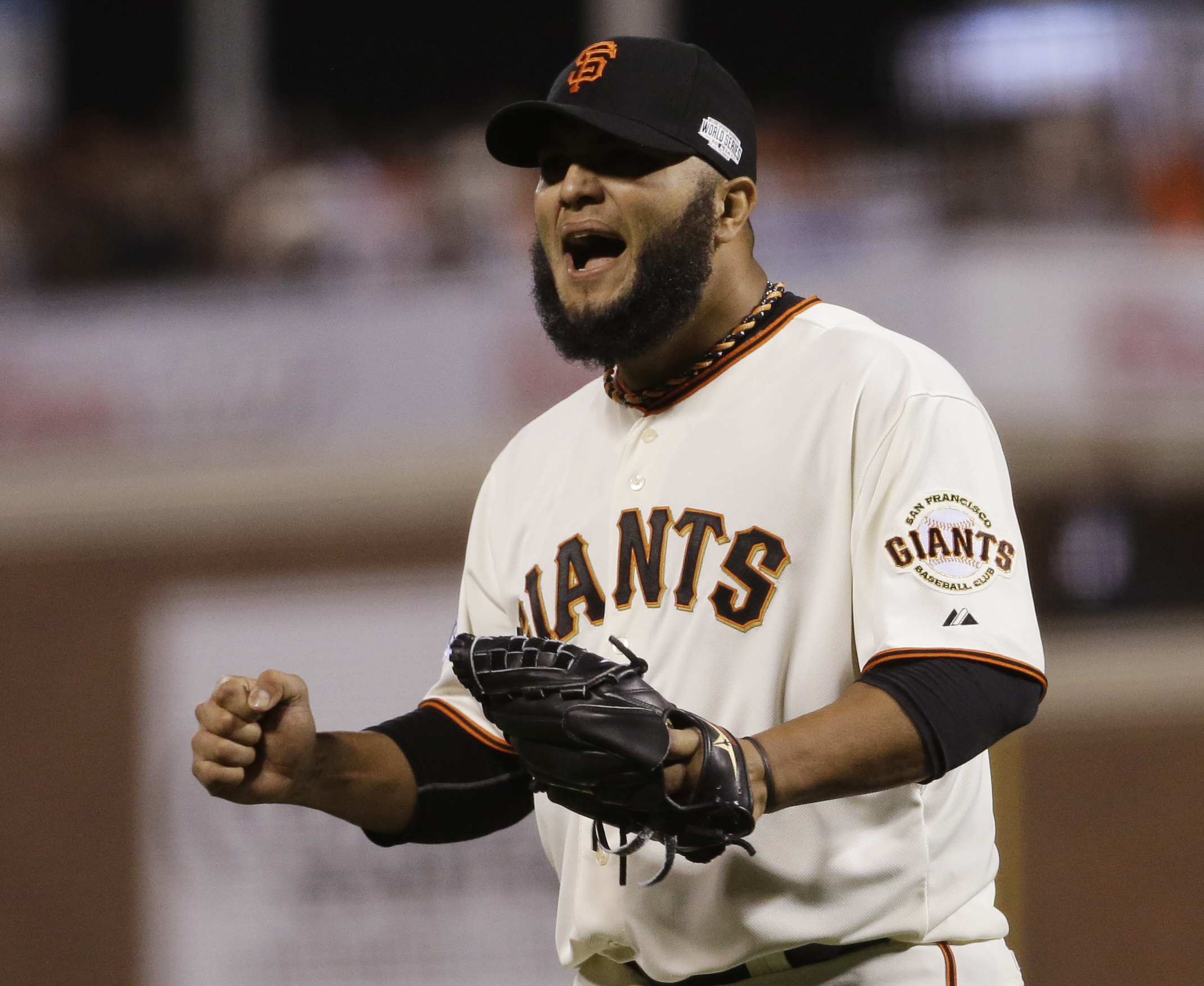 Five keys to the Giants 11-4 victory in Game 4 of World Series