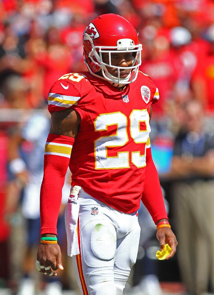 Ron Parker the likely choice to replace Eric Berry