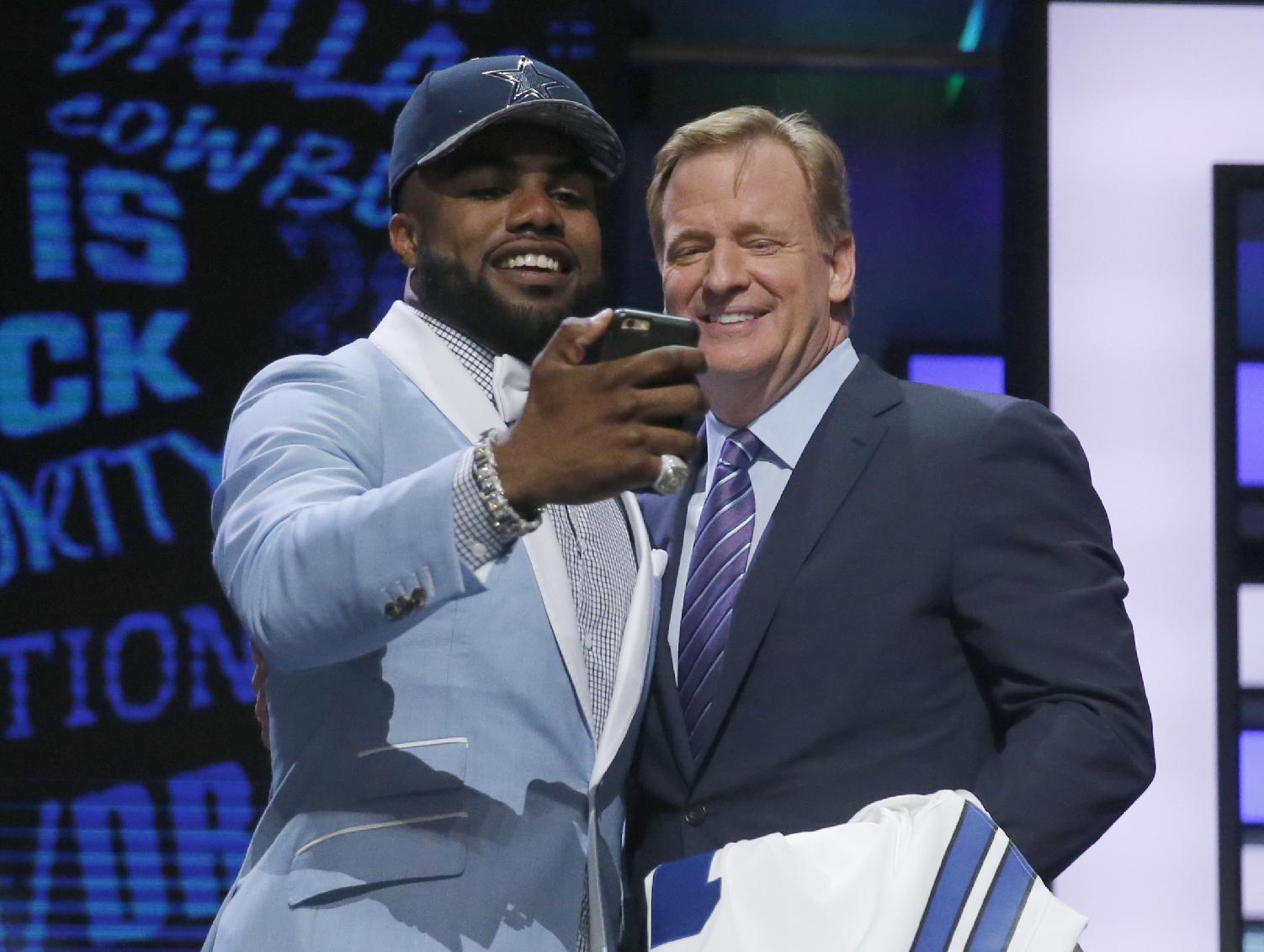 Ezekiel Elliott gives Cowboys opportunity to end run of mediocr…