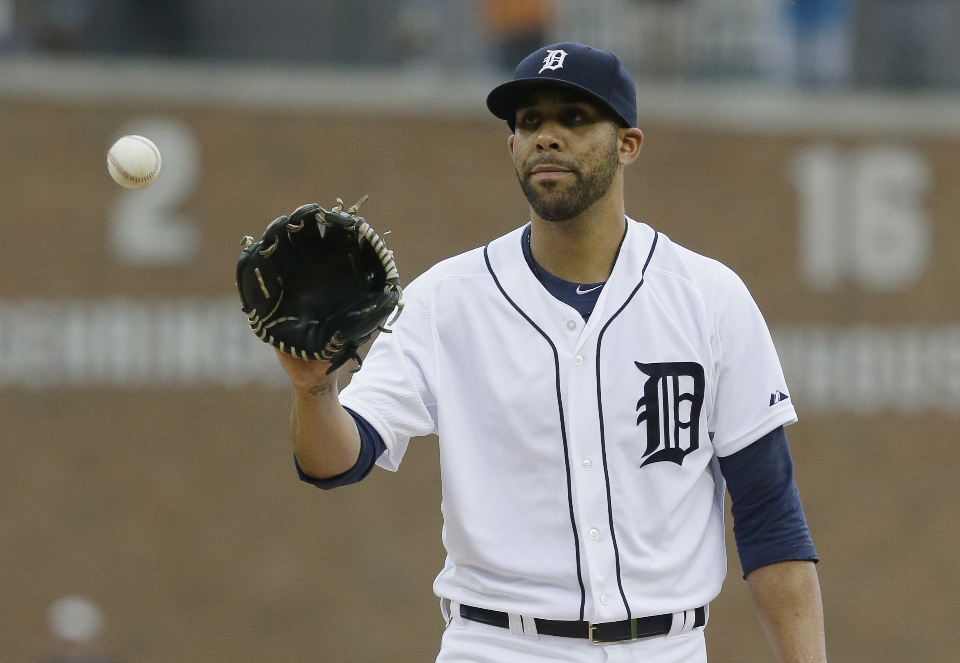 David Price gets a flat tire on his way to Toronto