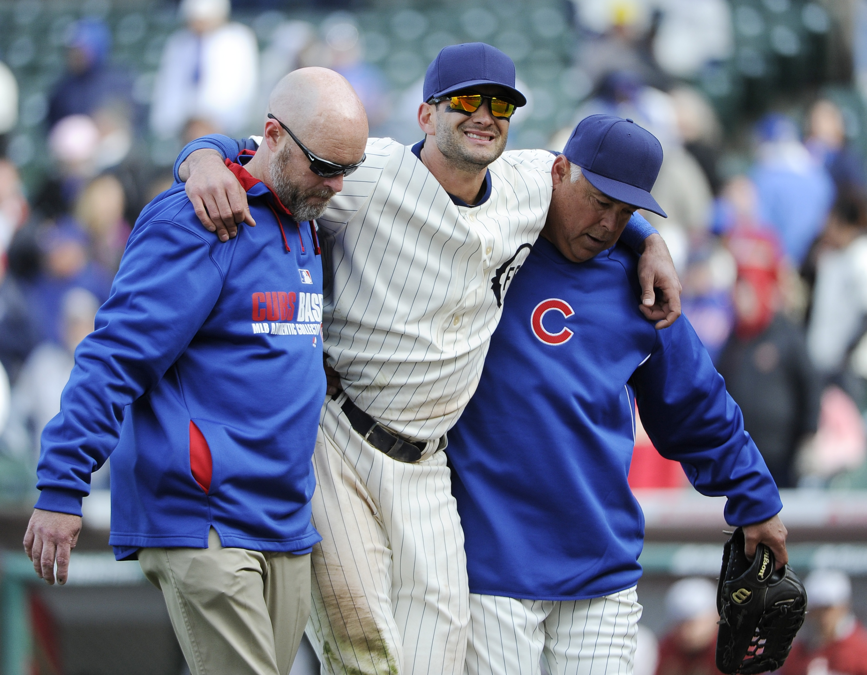 Diamondbacks 7, Cubs 5: Wrigley Field at 100: Futility's Friend&