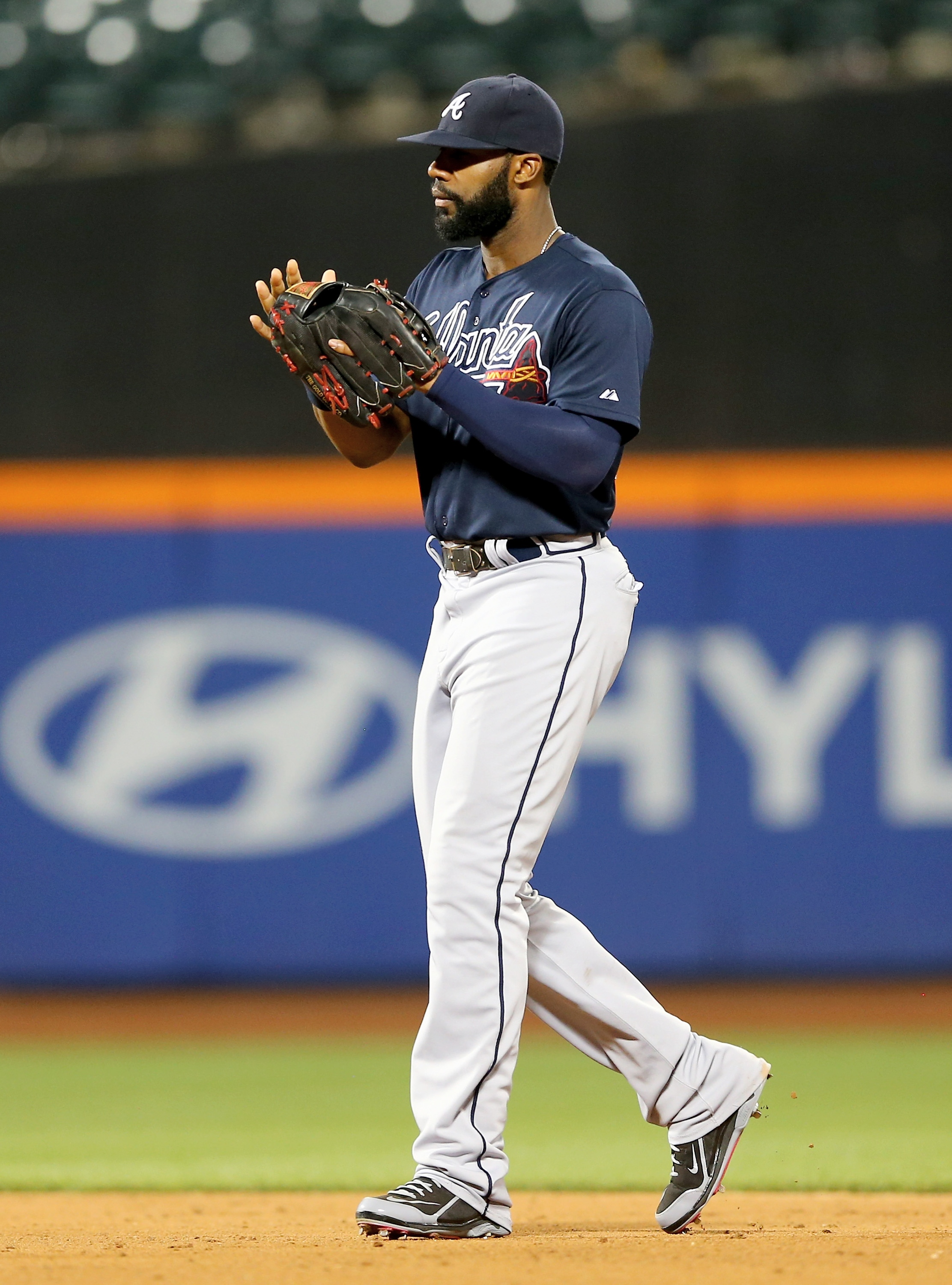 At 25, can Jason Heyward get his career back on track in St. Louis? It may cost only a Round 7 pick to find out. (Getty)