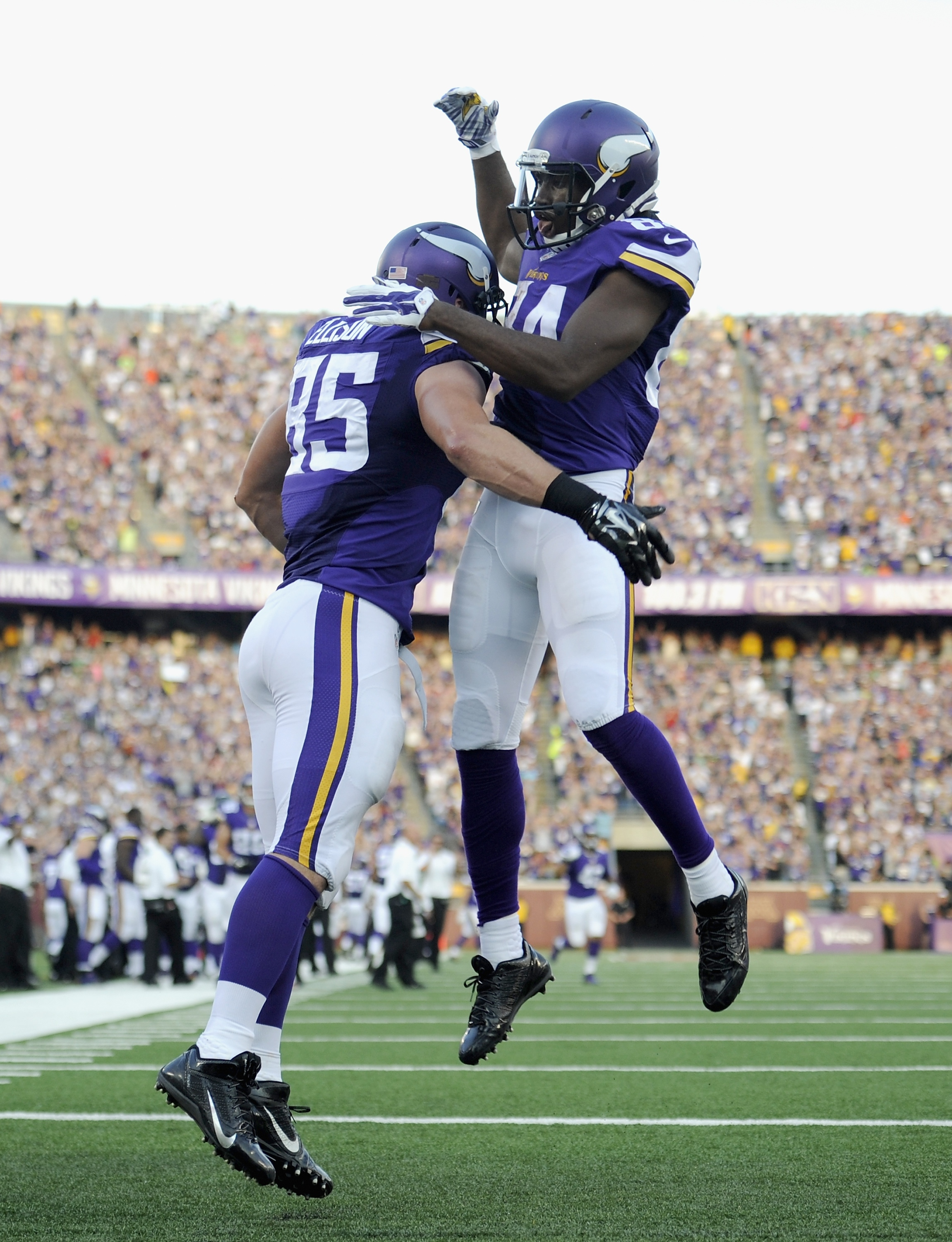 Cordarrelle Patterson, in happier times. (Photo by Hannah Foslien/Getty Images)