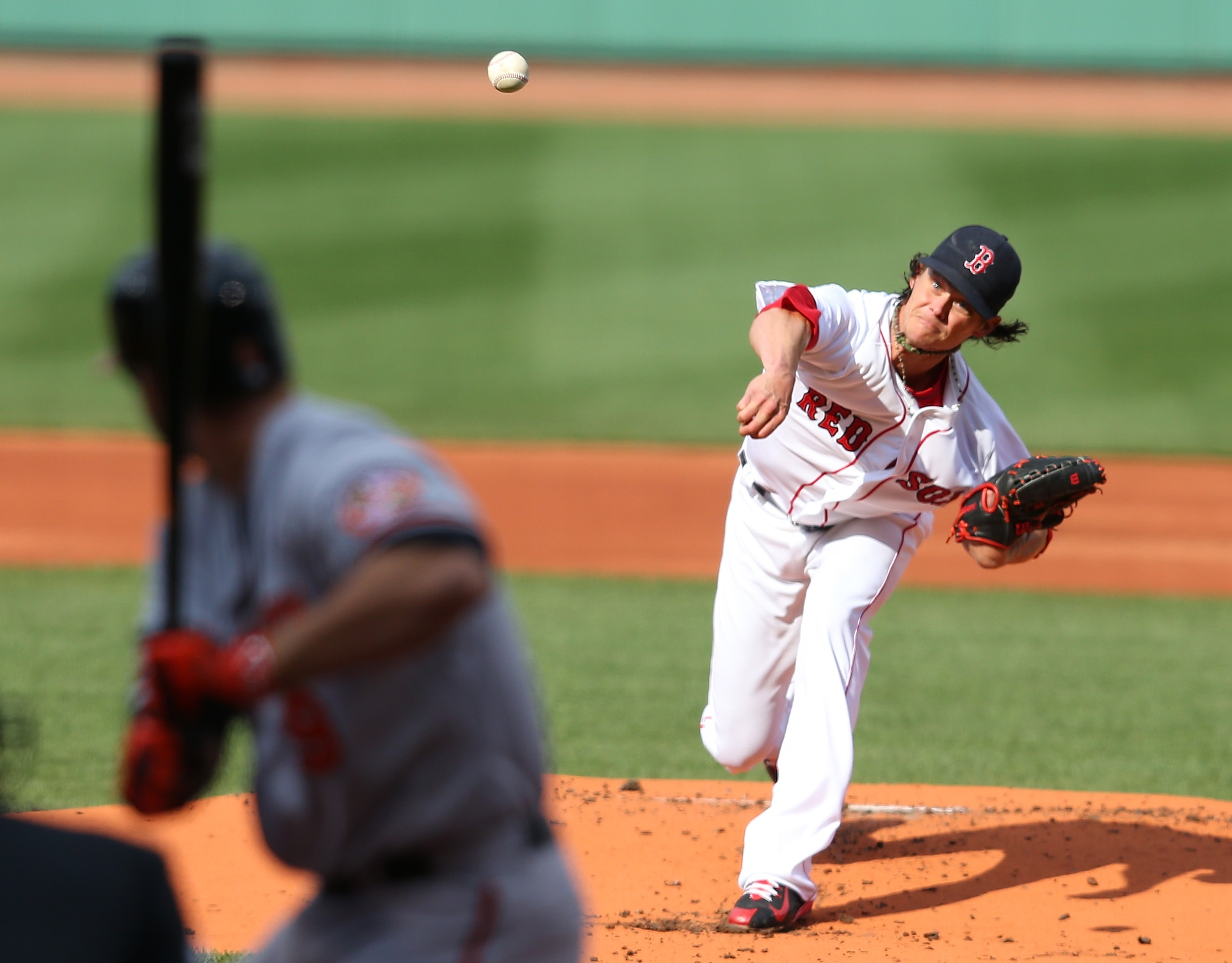 Clay Buchholz (Getty Images)