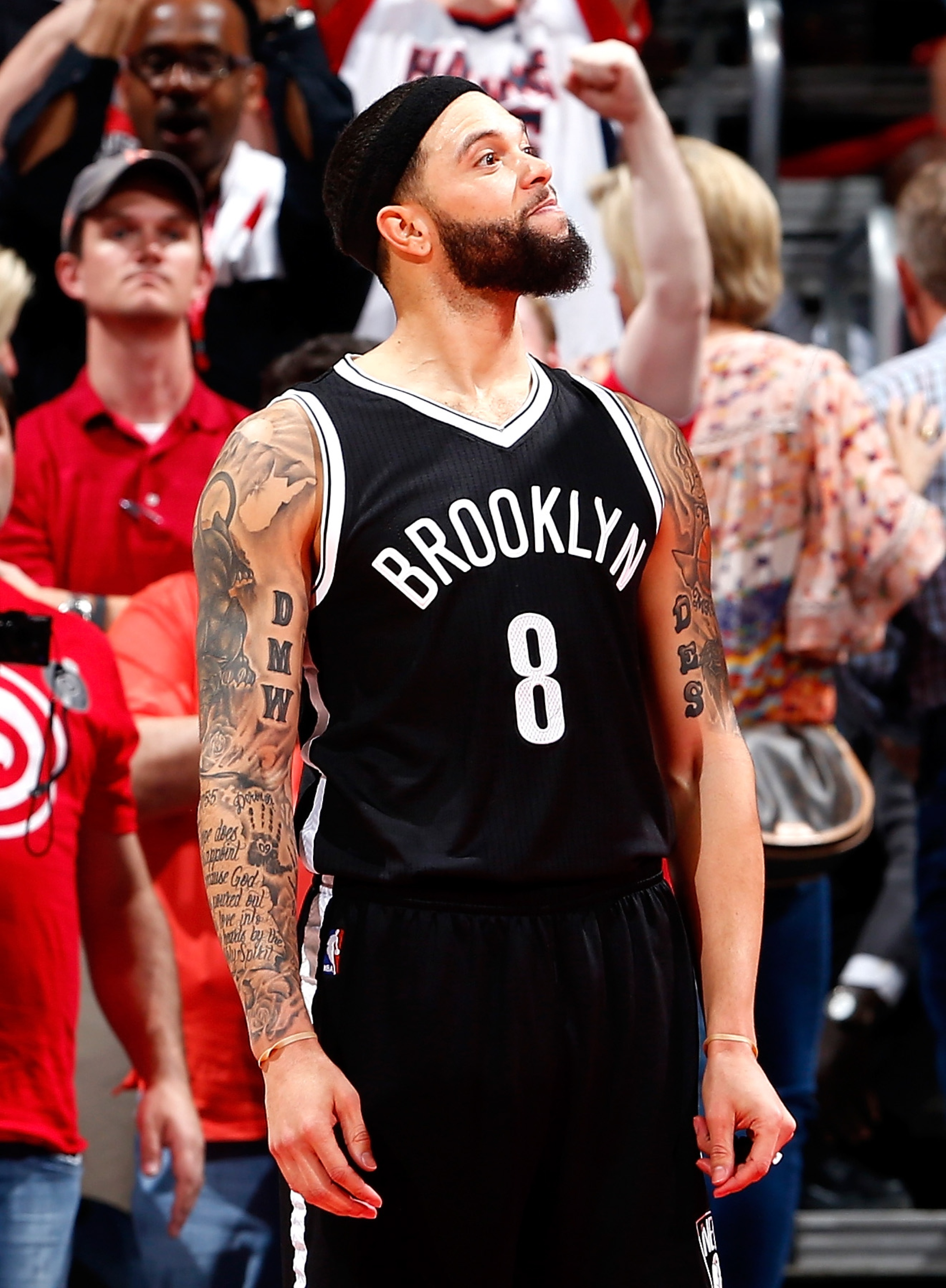 Deron Williams, Nets come up just short as Hawks escape, take 2…