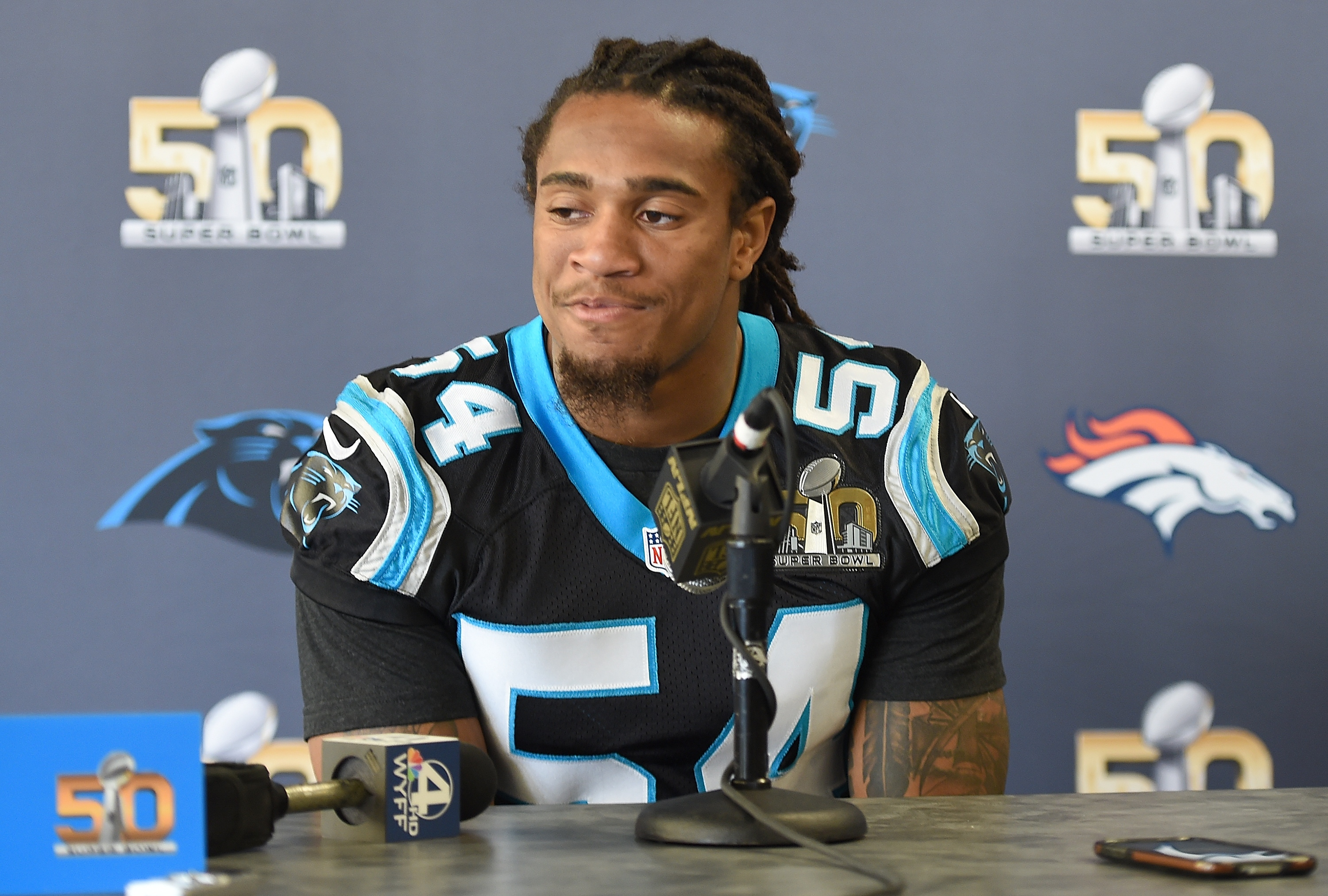 Panthers 2015 first-rounder Shaq Thompson involved in car accid…
