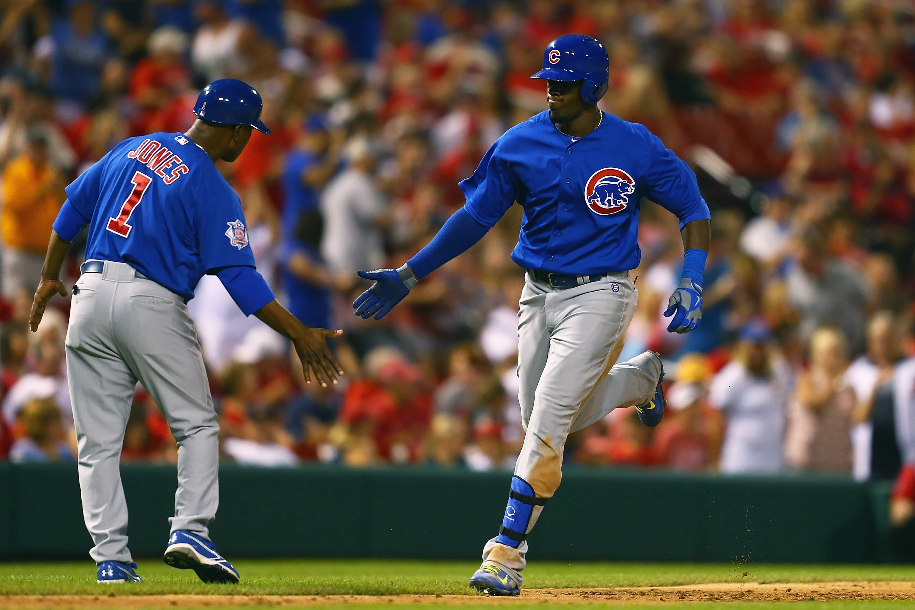 Jorge Soler hits two monster home runs, leads Cubs over Cardina…