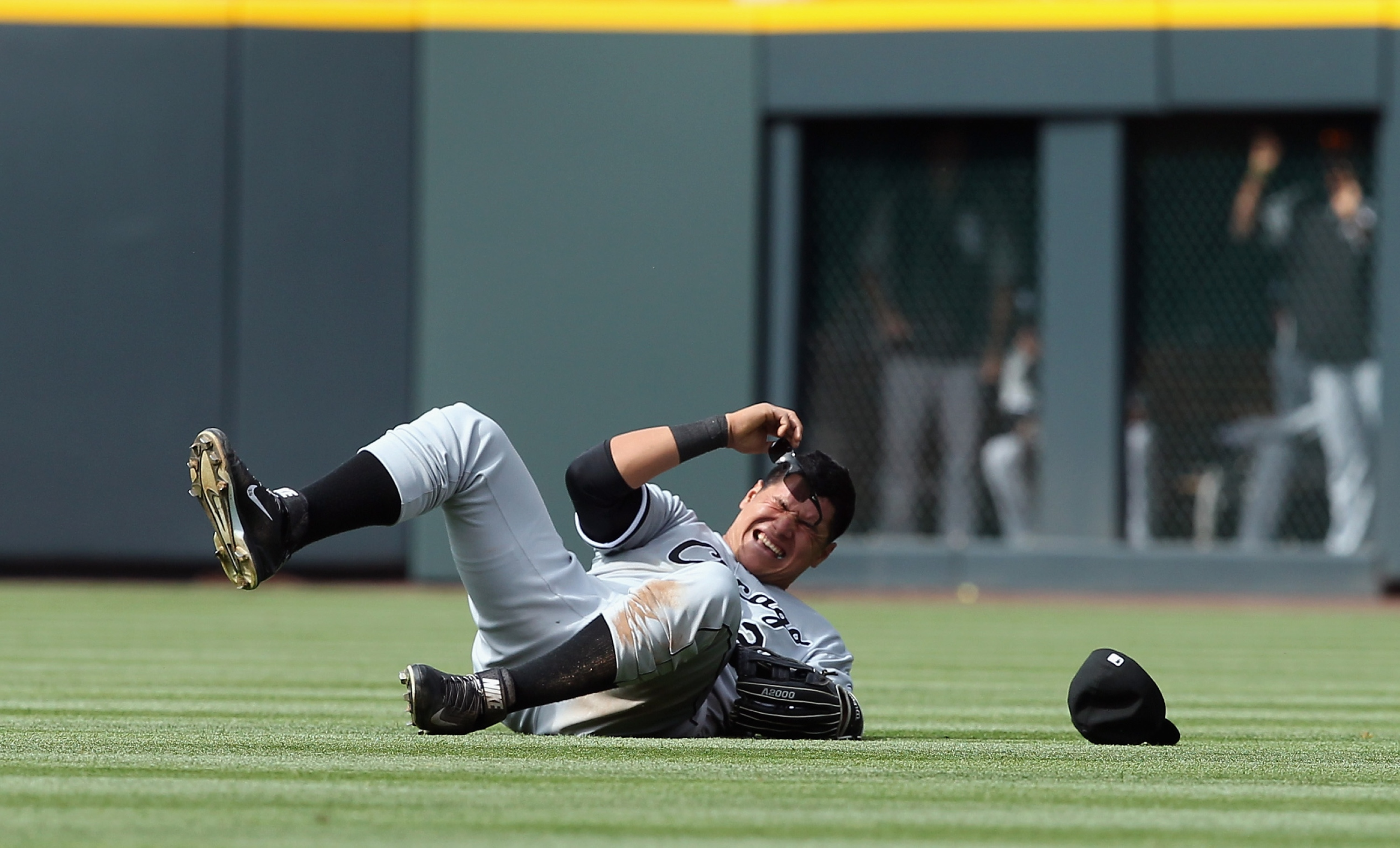 White Sox lose Avisail Garcia for season because of torn labrum…