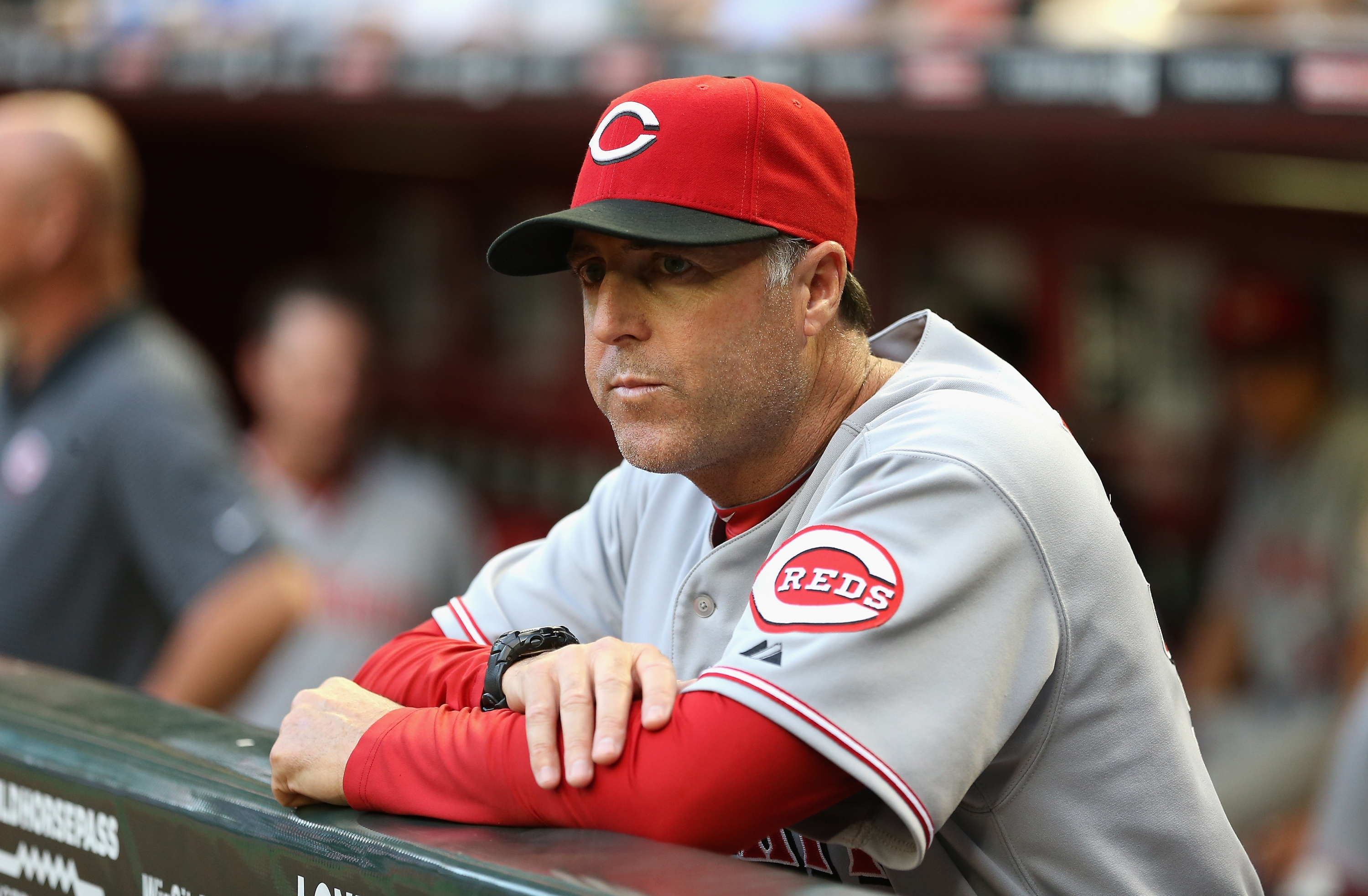 Joey Votto, Mat Latos return from injury, as fourth-place Reds …