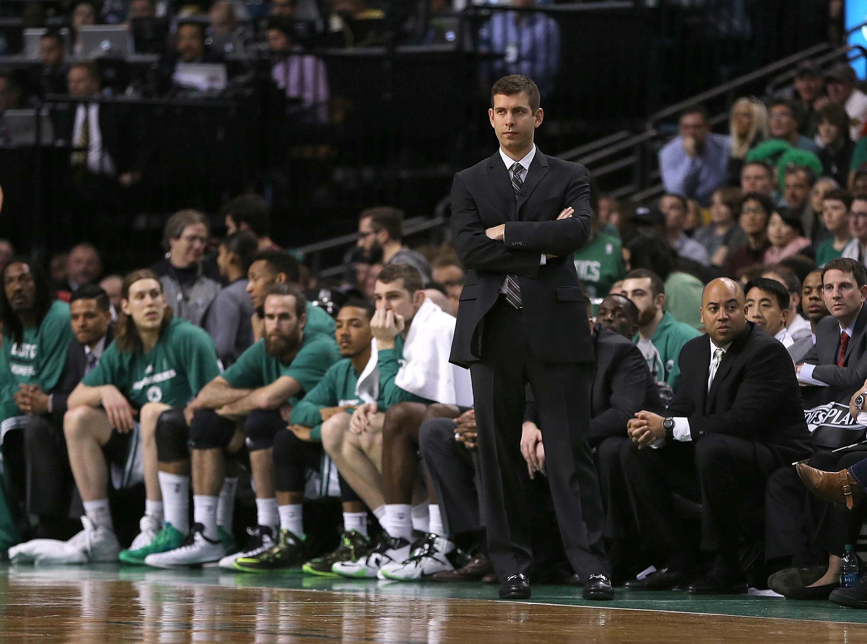 BDL 25: The rise of Brad Stevens and his starless Celtics
