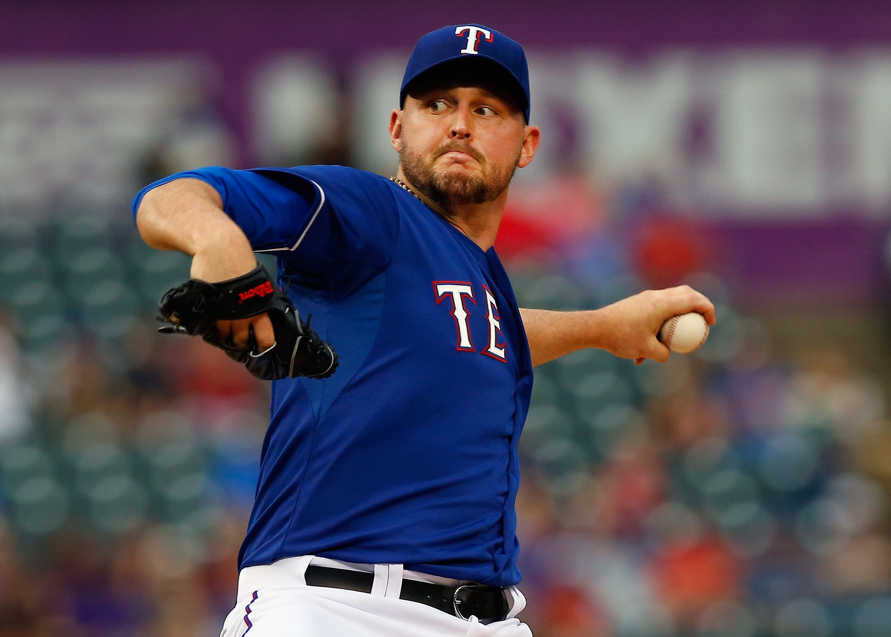 Rangers lose Martin Perez and Matt Harrison to potential long-t…